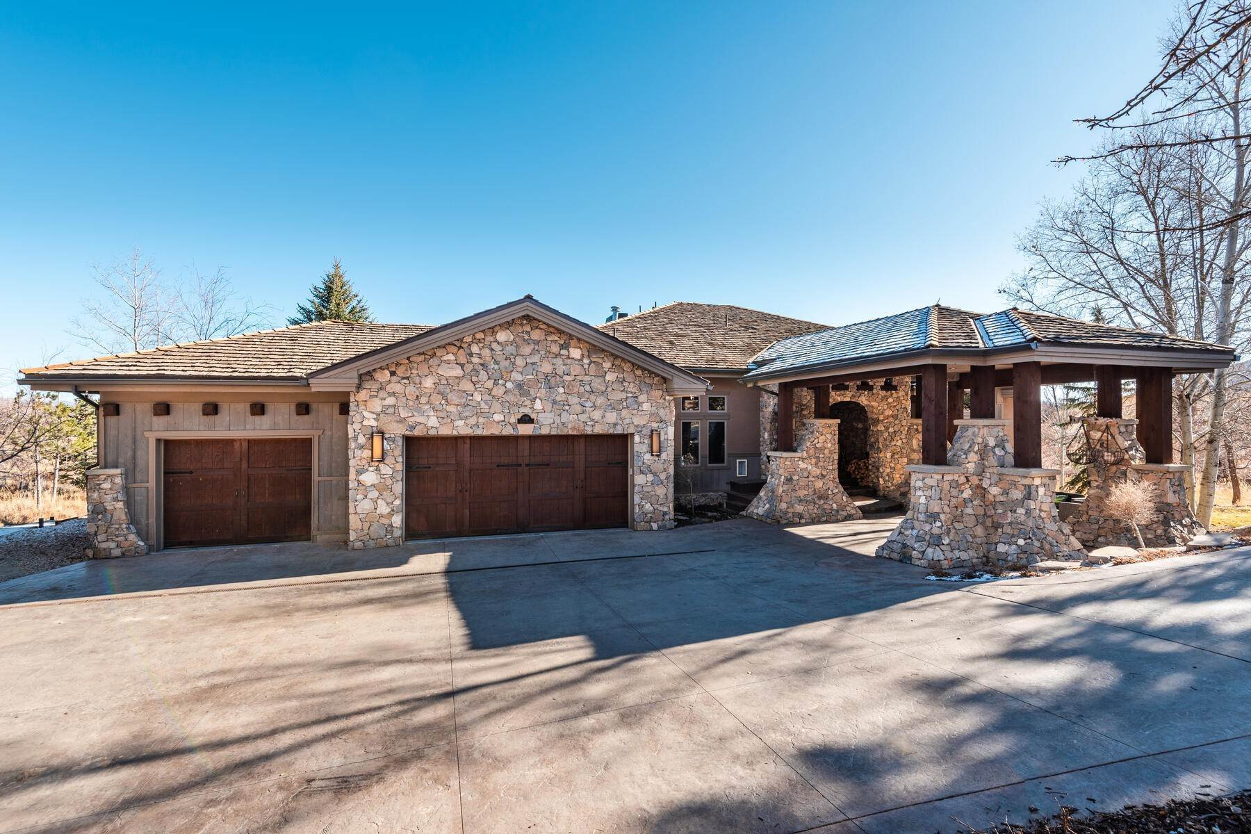 Single Family Homes for Sale at Updated Home in Park Meadows Has It All! 2710 Silver Cloud Dr Park City, Utah 84060 United States