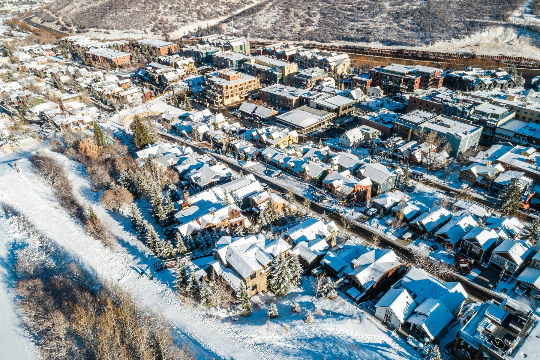 "48. Single Family Homes for Sale at ""The Woodside Estate."" Old Town, Park City's Ultimate True Ski-In Residence. 561 Woodside Avenue Park City, Utah 84060 United States"