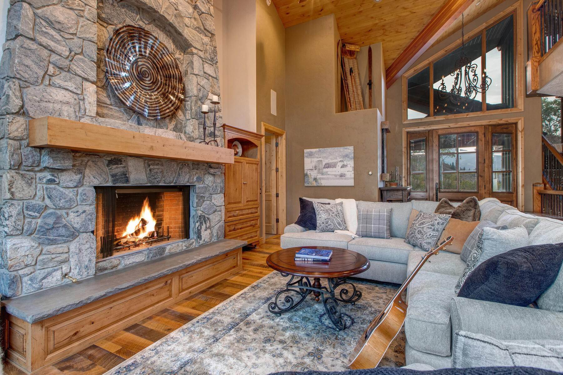 6. Single Family Homes for Sale at Your Private Oasis in the Heart of Park City 2692 Ruminant Road Park City, Utah 84060 United States