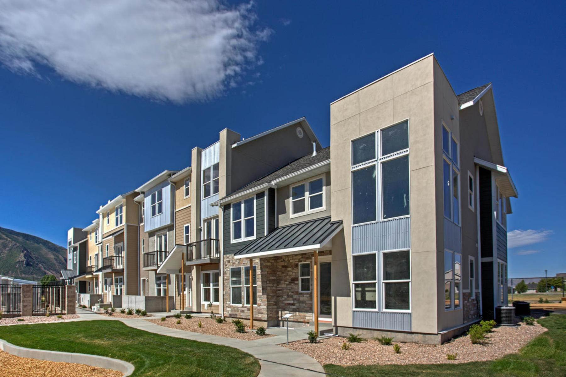 townhouses for Sale at The Midtown Unit 36 at the Ridge at Spanish Fork 898 South 2560 East, #36 Spanish Fork, Utah 84660 United States