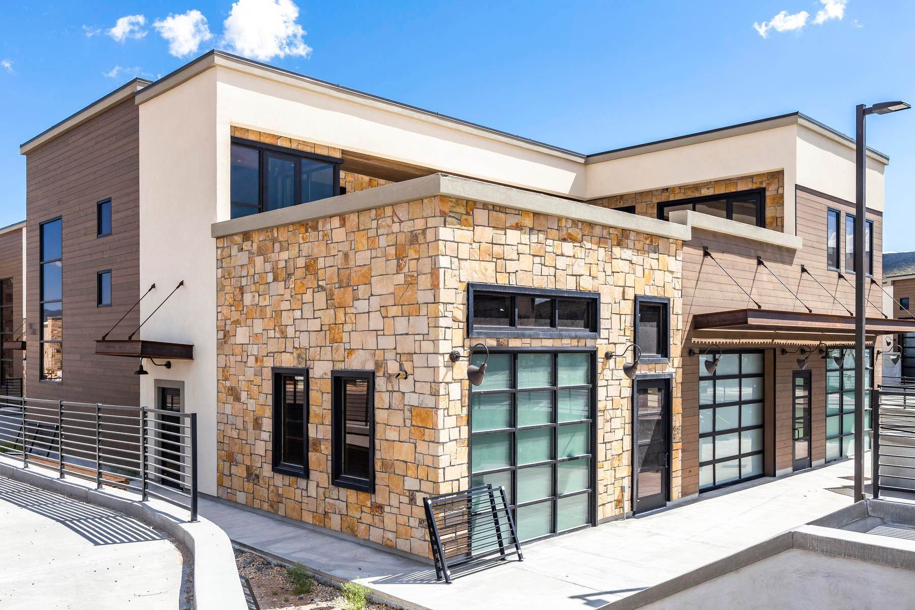 Condominiums for Sale at Mixed Use Development Opportunity Awaits In Park City With Over 28,000 SF 4554 Forestdale Dr, Building G Park City, Utah 84098 United States
