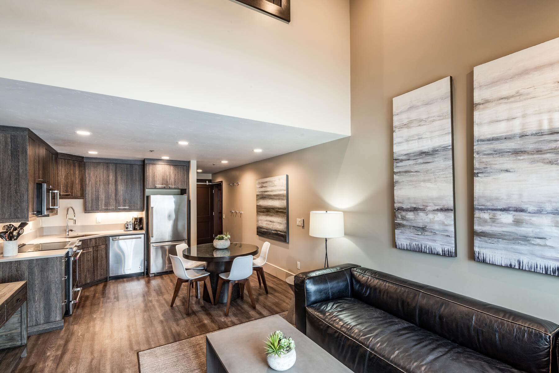 Condominiums for Sale at Best Location With Modern Finishes At the PCMR Center 1401 Lowell Ave #33 Park City, Utah 84060 United States