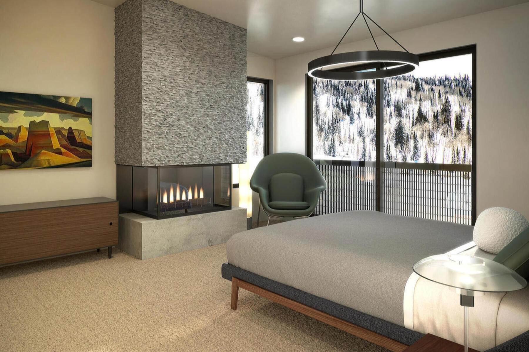 4. townhouses for Sale at Ski In Town Homes in Canyons Village 3478 Ridgeline Drive Park City, Utah 84098 United States