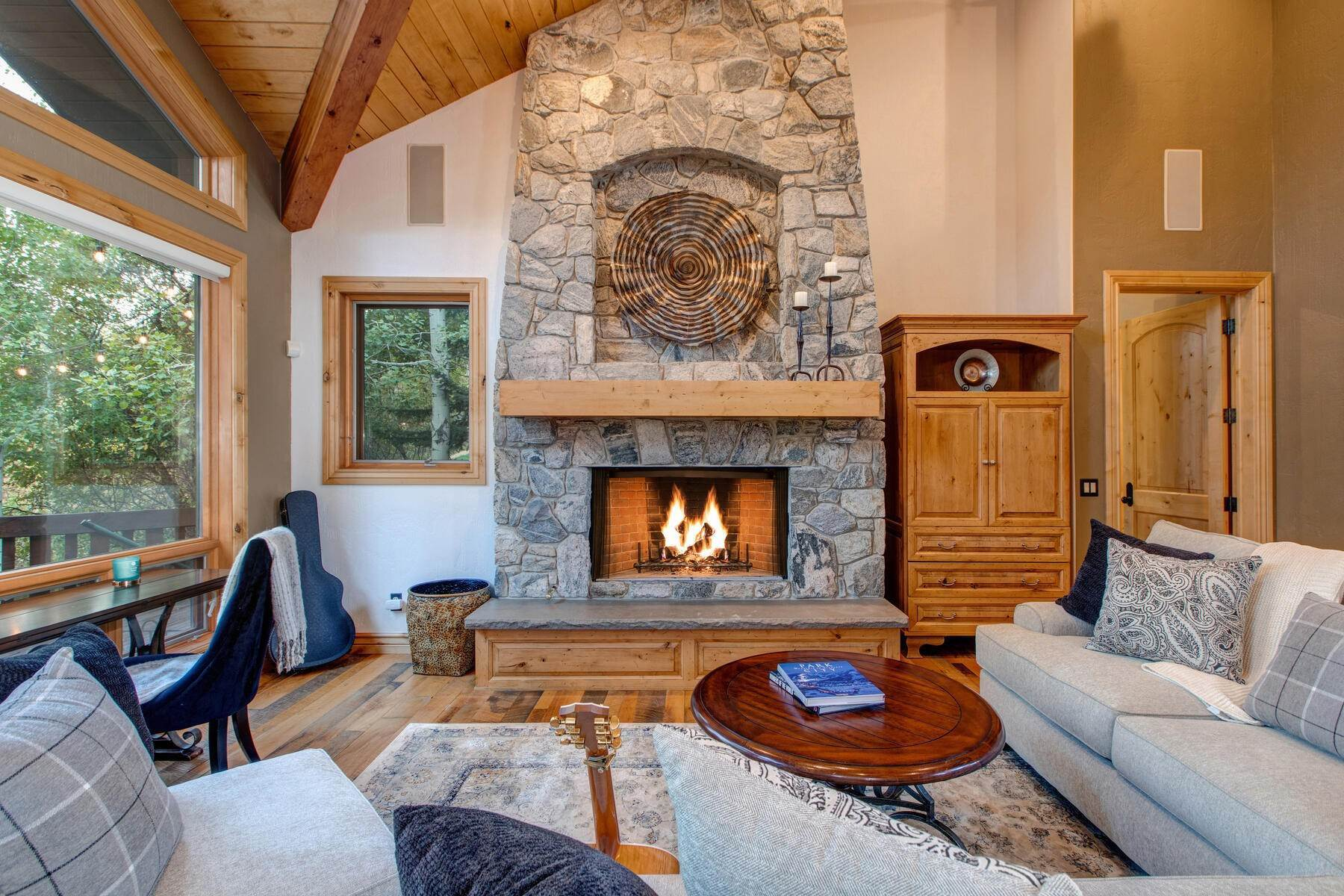 5. Single Family Homes for Sale at Your Private Oasis in the Heart of Park City 2692 Ruminant Road Park City, Utah 84060 United States