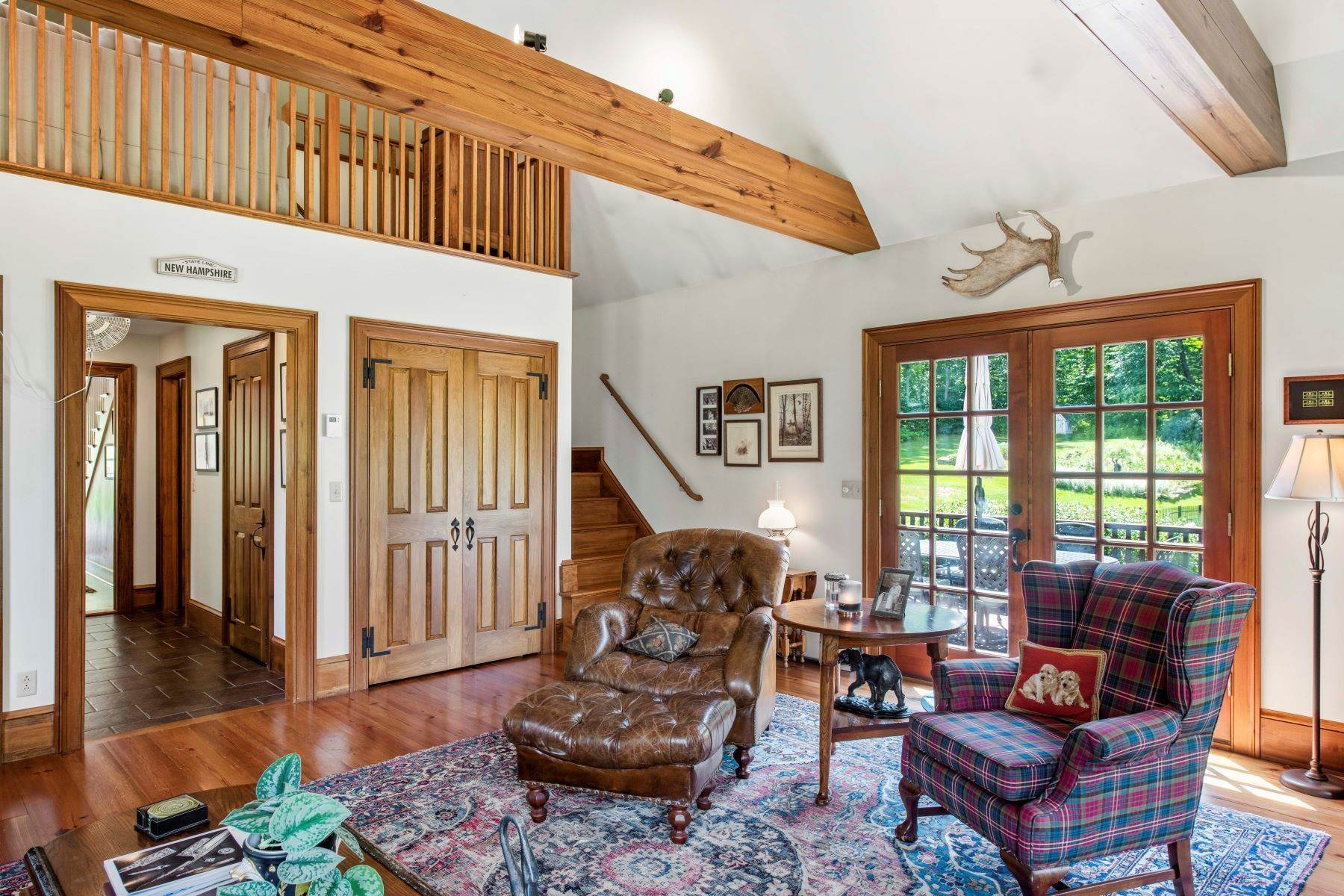 22. Single Family Homes for Sale at Spectacular Country Estate 28 Loomis Road Lebanon, New Hampshire 03766 United States