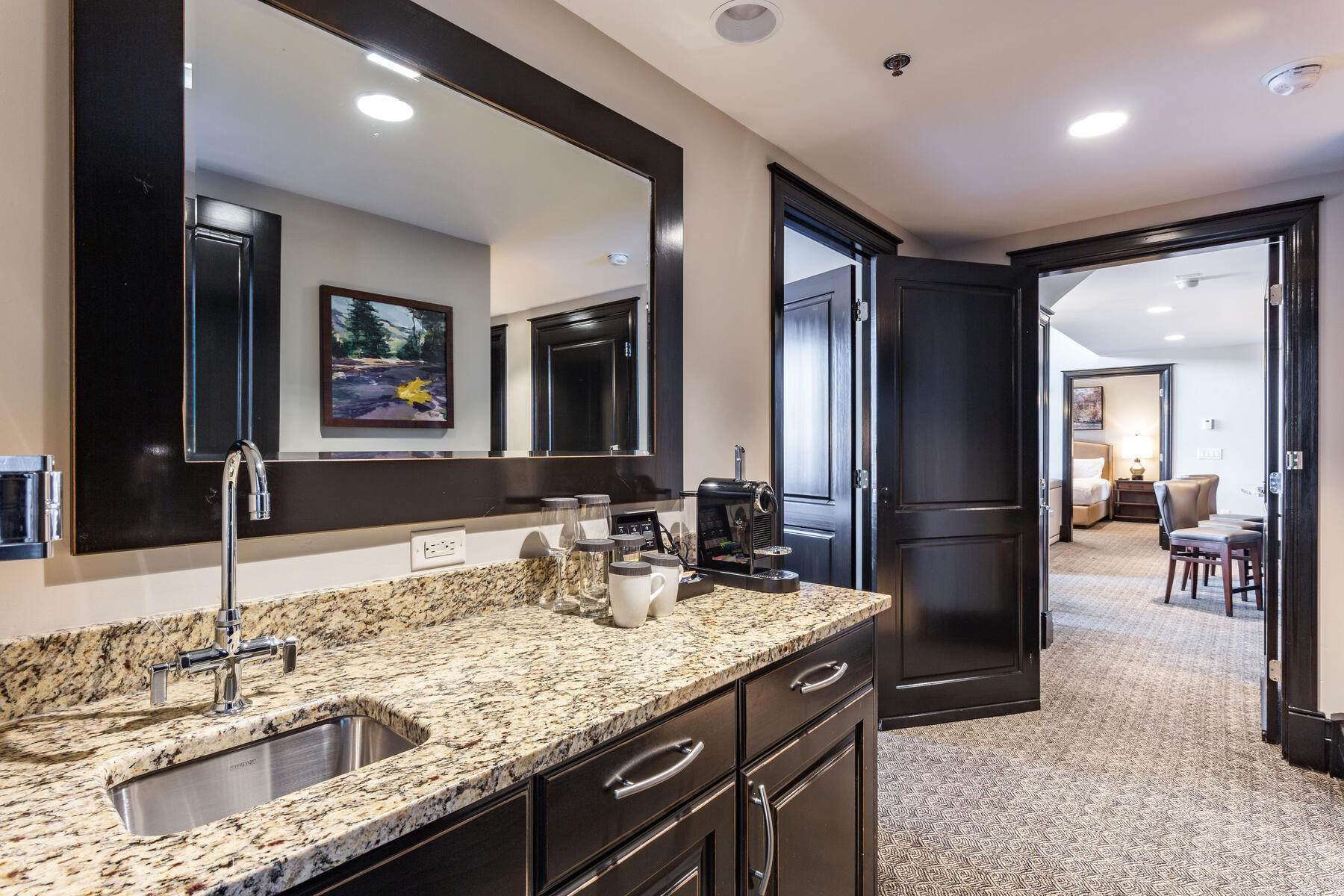 20. Condominiums for Sale at Only 4-Bedroom Available at Waldorf Astoria, Top Floor, Penthouse Unit 2100 W Frostwood Blvd, #7117 Park City, Utah 84098 United States