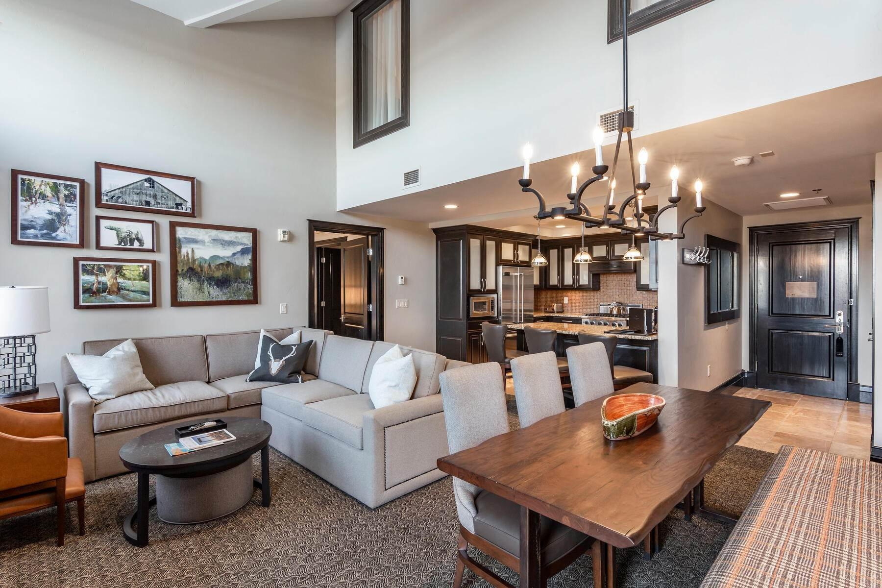 2. Condominiums for Sale at Only 4-Bedroom Available at Waldorf Astoria, Top Floor, Penthouse Unit 2100 W Frostwood Blvd, #7117 Park City, Utah 84098 United States