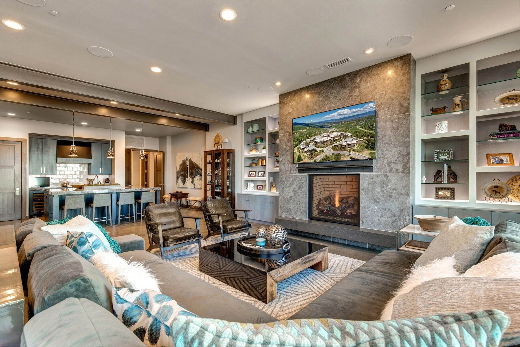 5. Condominiums for Sale at Ski-In Ski-Out Alpine Luxury Living at Stein Eriksen Residences 6702 Stein Circle #131 Park City, Utah 84060 United States