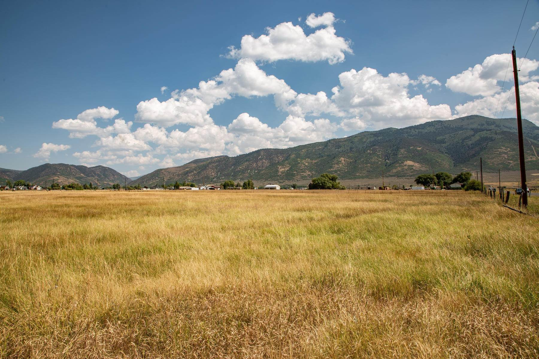 Land for Sale at Perfect Parcel for Small Ranch! 220 W Rob Young Lane, Parcel CD-311-E Marion, Utah 84036 United States
