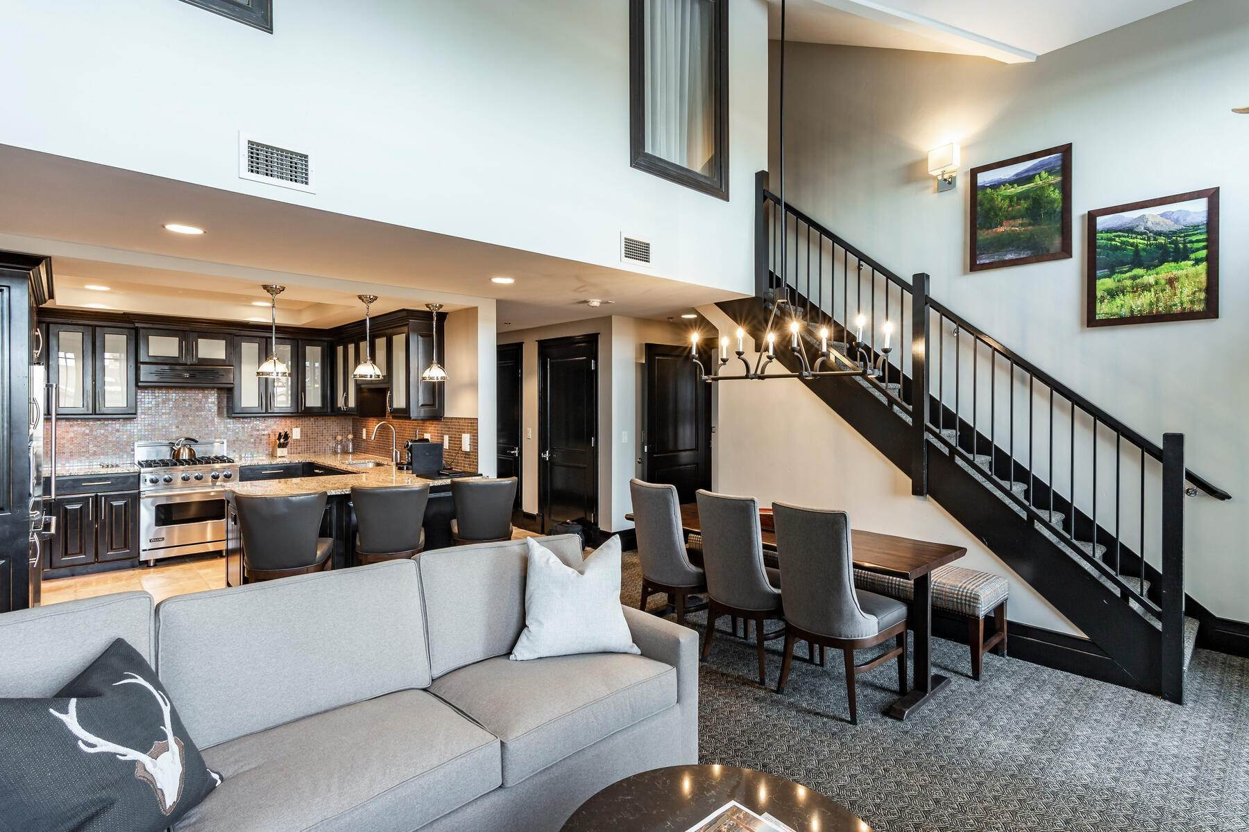 7. Condominiums for Sale at Only 4-Bedroom Available at Waldorf Astoria, Top Floor, Penthouse Unit 2100 W Frostwood Blvd, #7117 Park City, Utah 84098 United States