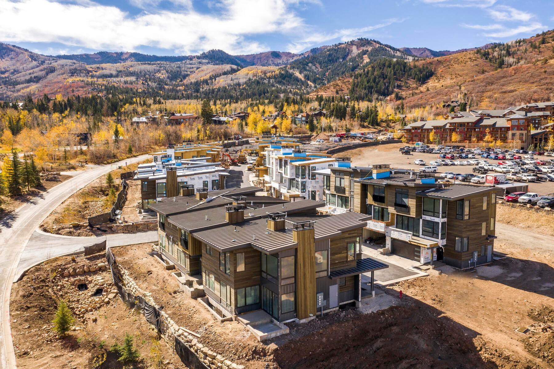 25. townhouses for Sale at Ski-In Townhomes in Canyons Village 3532 Ridgeline Drive Park City, Utah 84098 United States