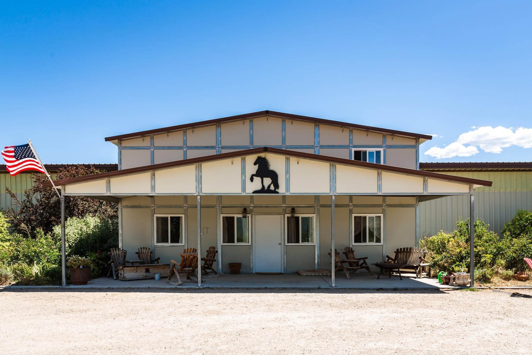 33. Farm and Ranch Properties for Sale at Shamans Circle Ranch—61 Acres with an Indoor Riding Facility in Heber 1336 N 1750 W Heber City, Utah 84032 United States