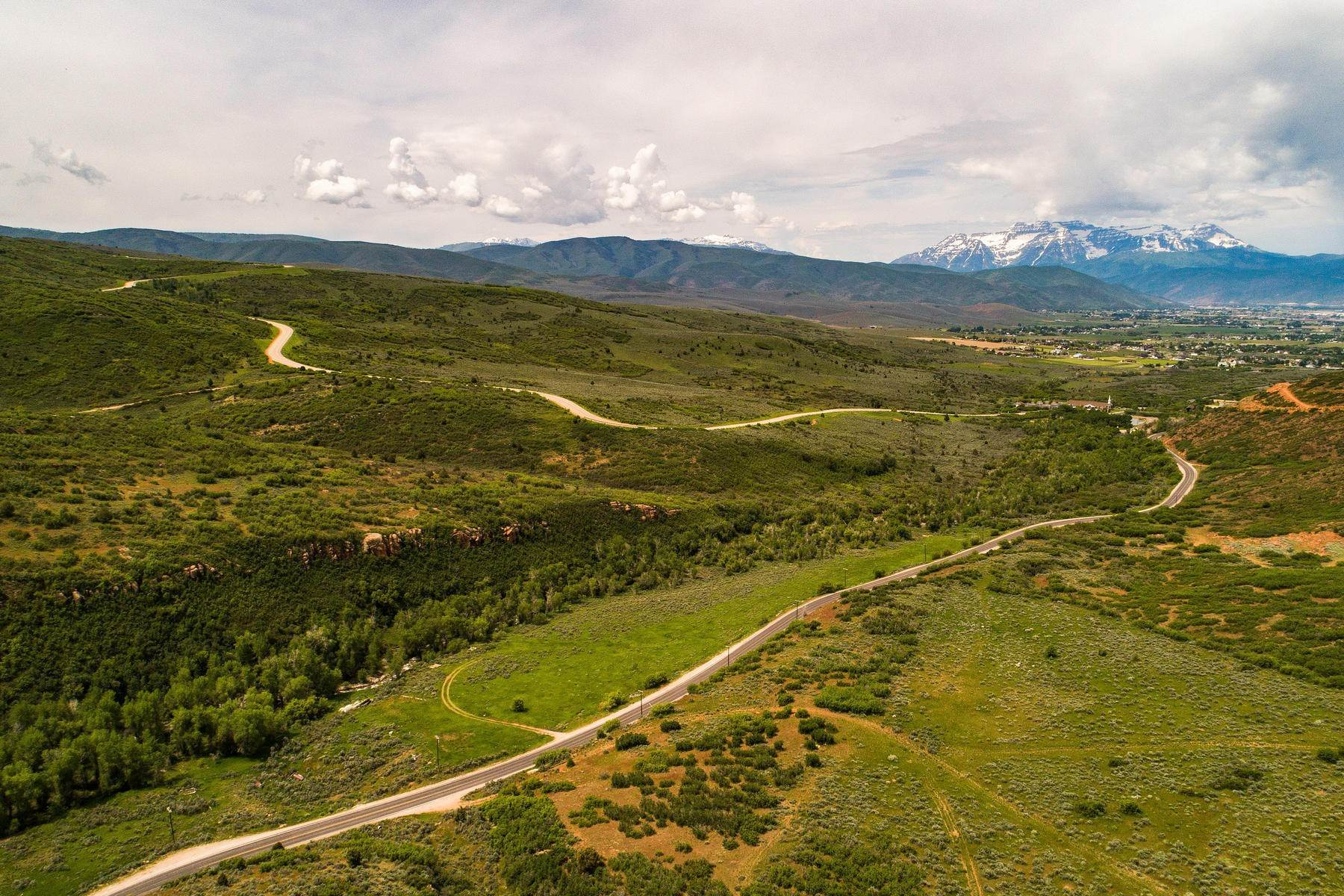 7. Land for Sale at Stunning Views of Mount Timpanogos from Over 406 Acres in Heber Valley Lake Creek Road Heber, Utah 84032 United States
