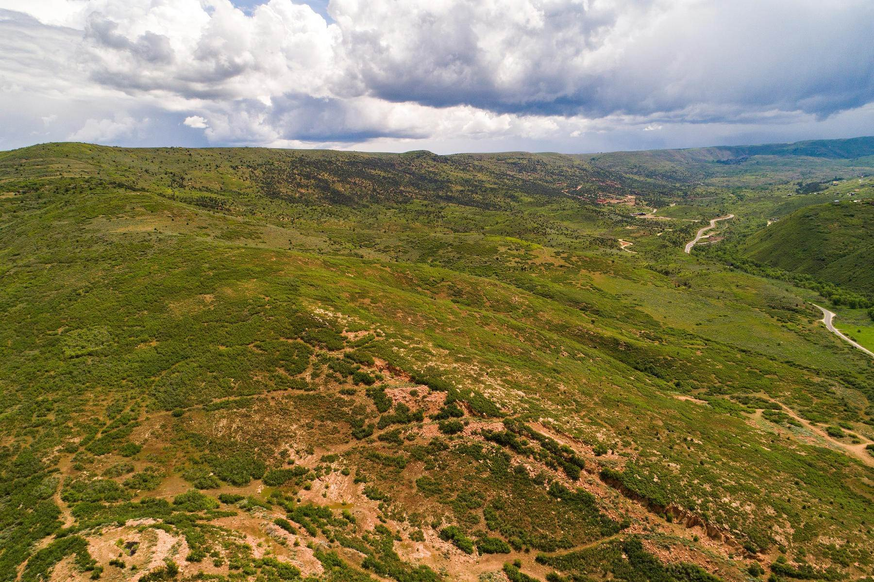 24. Land for Sale at Stunning Views of Mount Timpanogos from Over 406 Acres in Heber Valley Lake Creek Road Heber, Utah 84032 United States