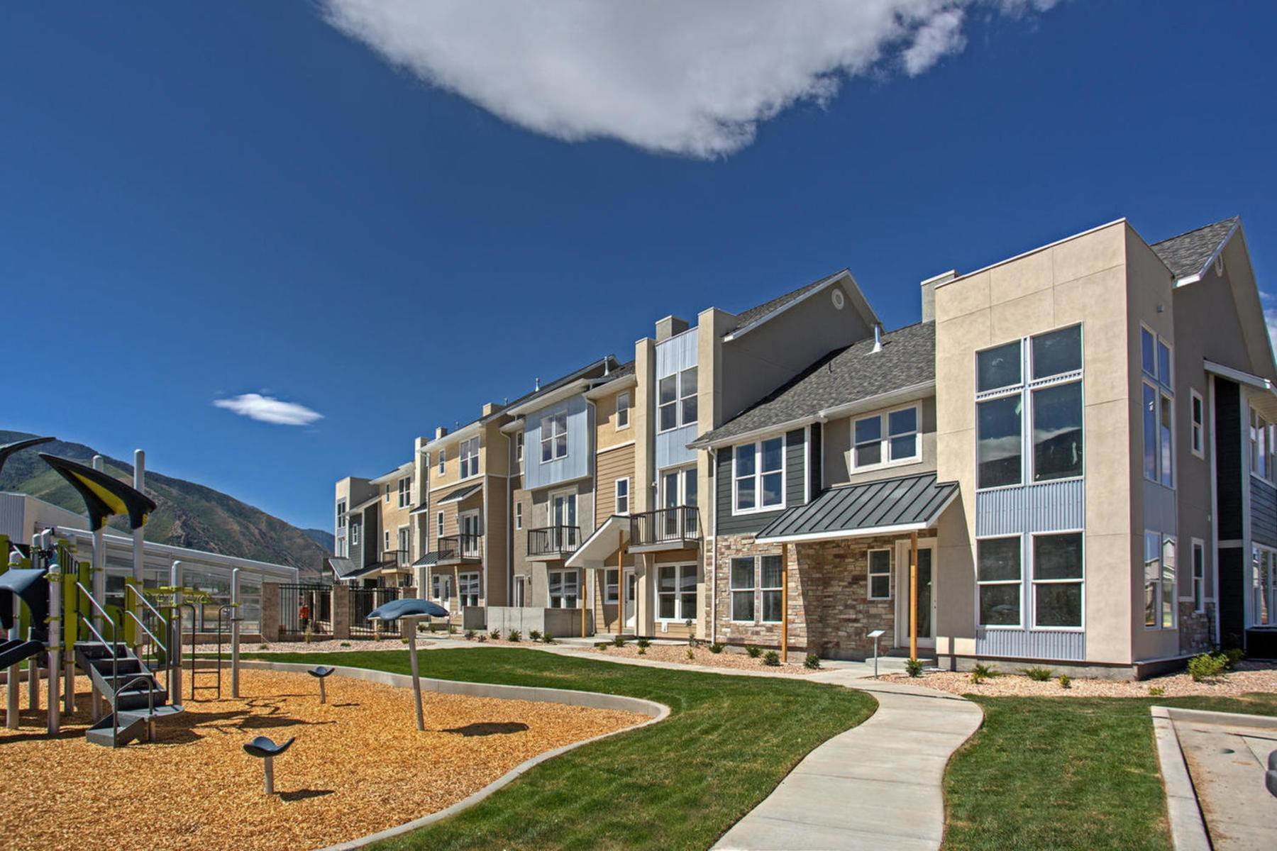 25. townhouses for Sale at The Midtown Unit 36 at the Ridge at Spanish Fork 898 South 2560 East, #36 Spanish Fork, Utah 84660 United States