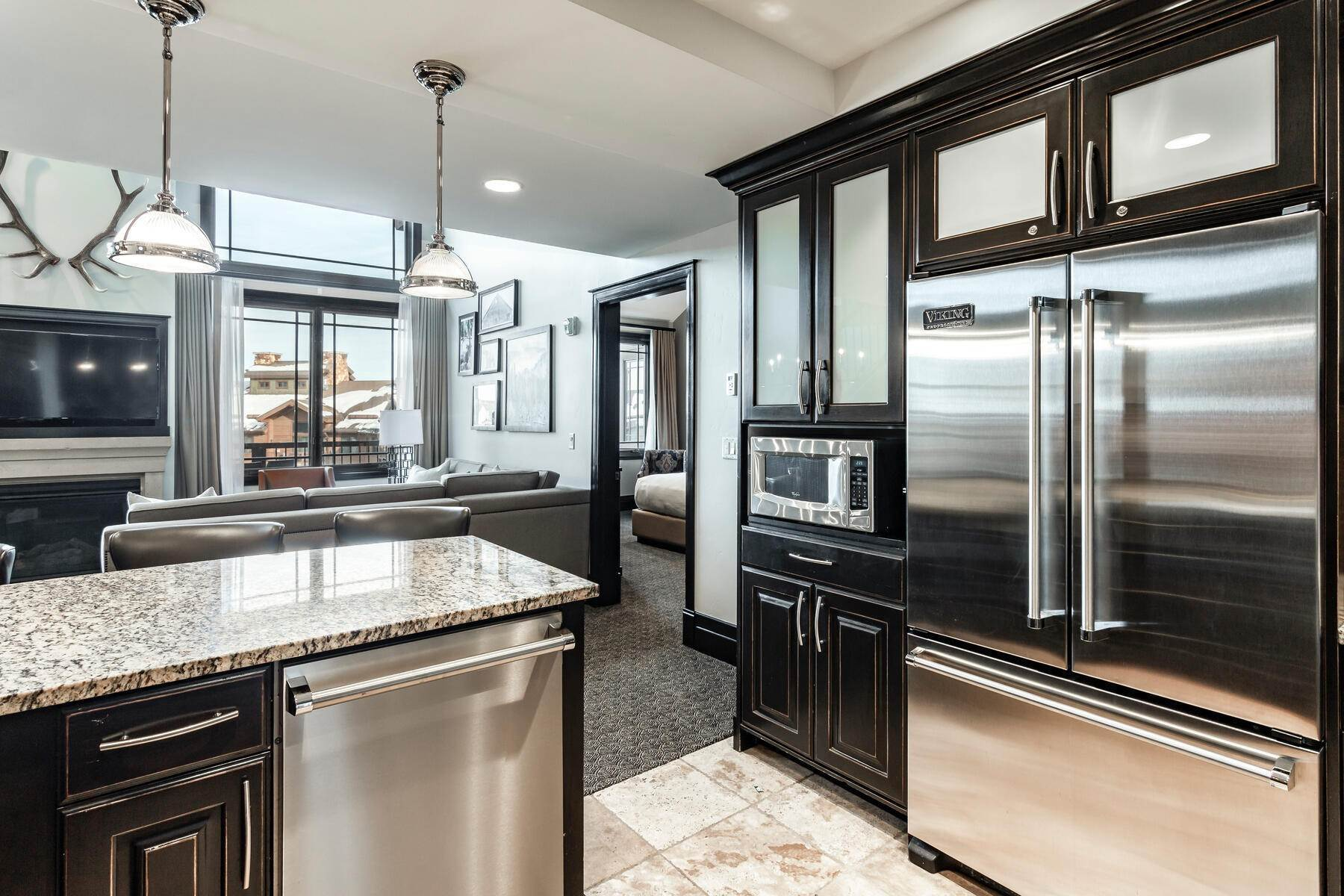 3. Condominiums for Sale at Only 4-Bedroom Available at Waldorf Astoria, Top Floor, Penthouse Unit 2100 W Frostwood Blvd, #7117 Park City, Utah 84098 United States