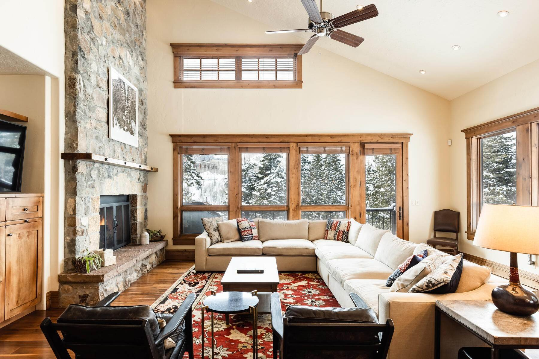 3. townhouses for Sale at Ideally Located and Luxuriously Appointed Lookout at Deer Valley 6565 Lookout Dr #22 Park City, Utah 84060 United States