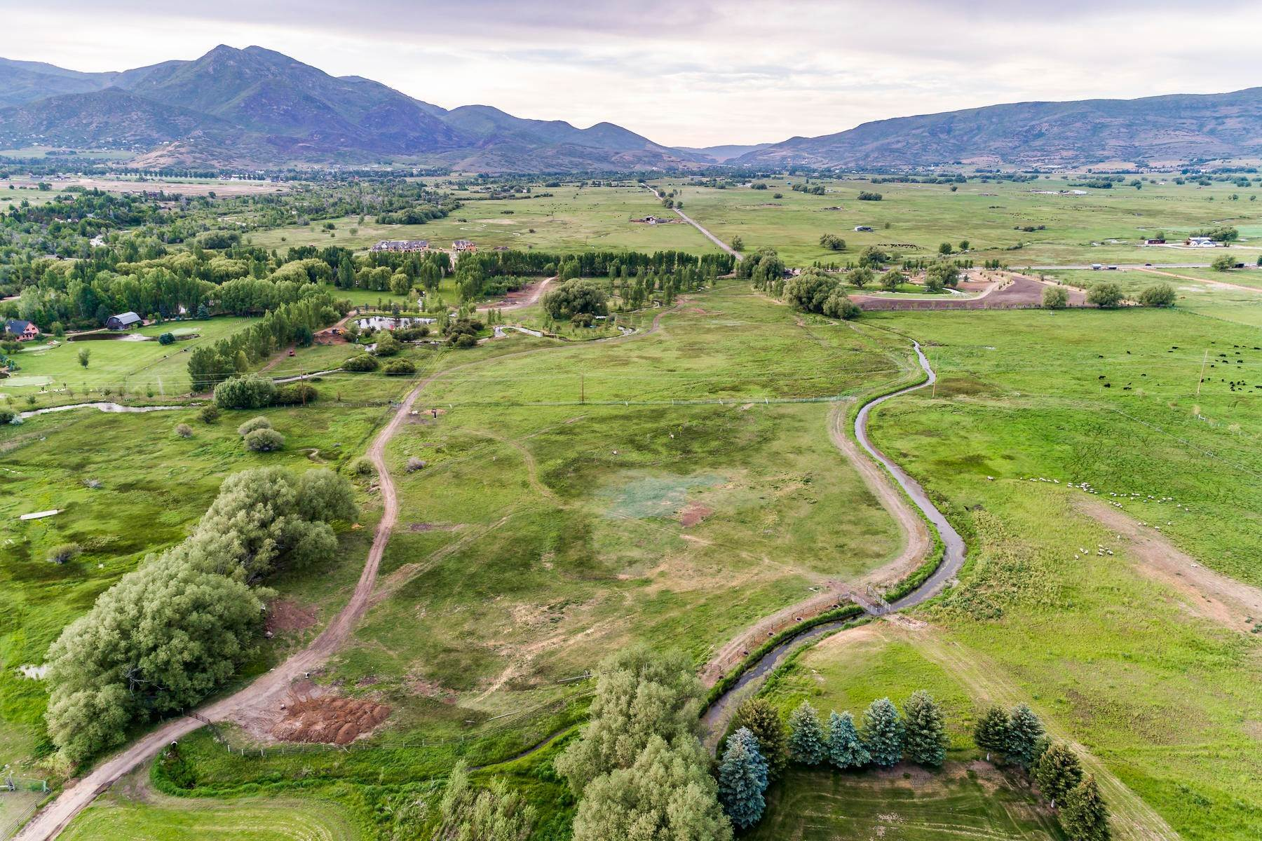 2. Land for Sale at Beautiful 7.68 Acre Lot Near The Provo River 1500 W Midway Ln, #9 Heber, Utah 84032 United States