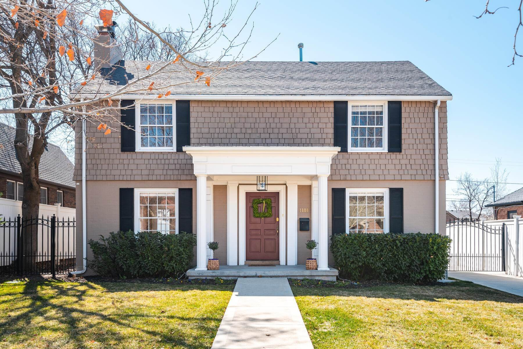 Property for Sale at Classic Colonial Cottage on Desirable Yale Avenue 1880 E Yale Ave Salt Lake City, Utah 84108 United States