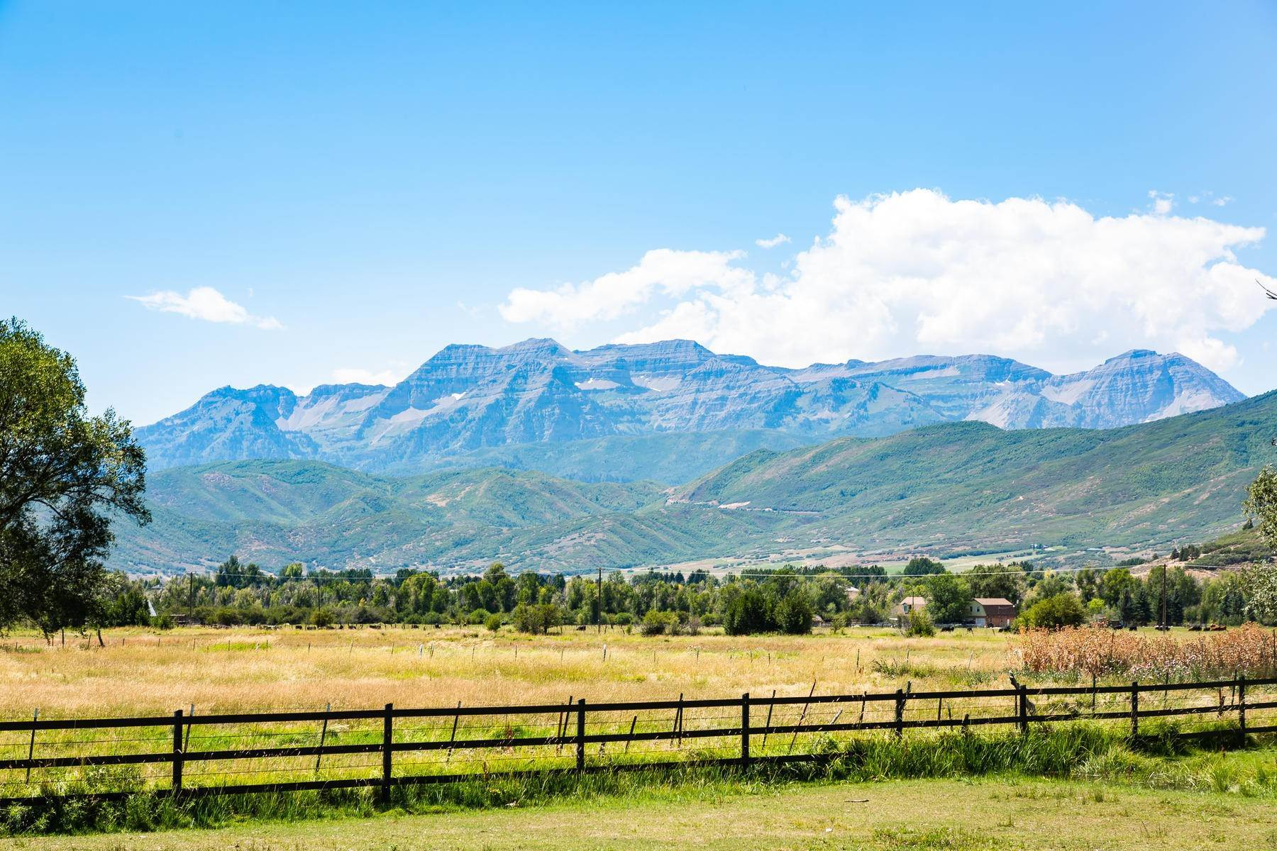 42. Farm and Ranch Properties for Sale at Shamans Circle Ranch—61 Acres with an Indoor Riding Facility in Heber 1336 N 1750 W Heber City, Utah 84032 United States