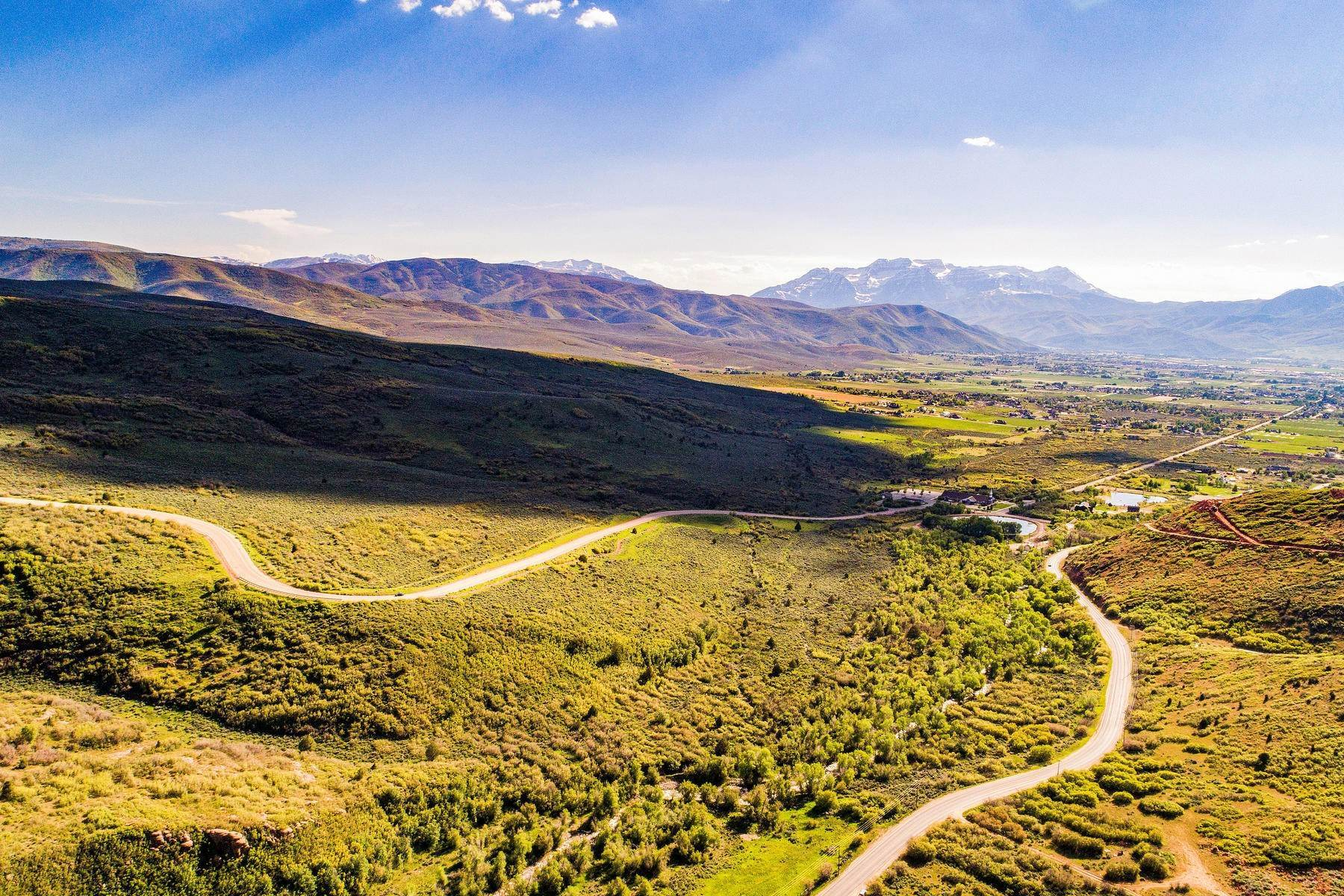 34. Land for Sale at Stunning Views of Mount Timpanogos from Over 406 Acres in Heber Valley Lake Creek Road Heber, Utah 84032 United States