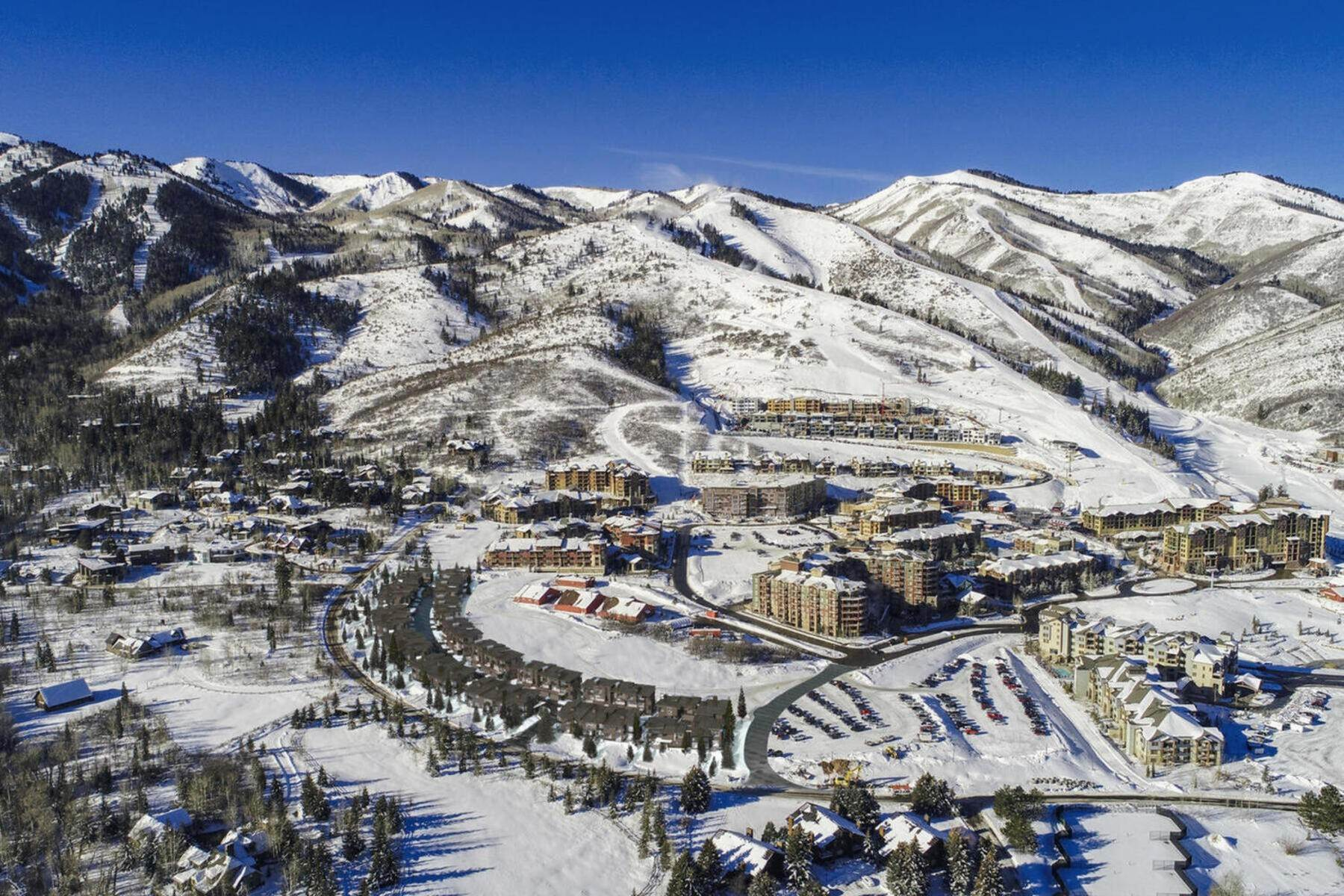 9. townhouses for Sale at Ski In Town Homes in Canyons Village 3478 Ridgeline Drive Park City, Utah 84098 United States