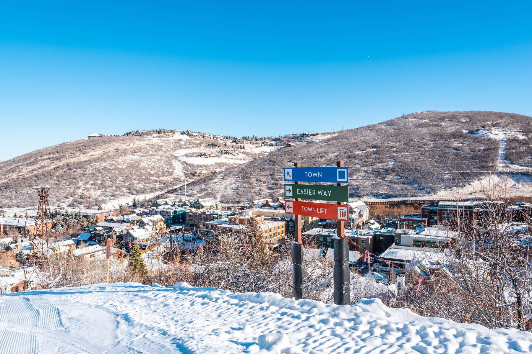 "3. Single Family Homes for Sale at ""The Woodside Estate."" Old Town, Park City's Ultimate True Ski-In Residence. 561 Woodside Avenue Park City, Utah 84060 United States"