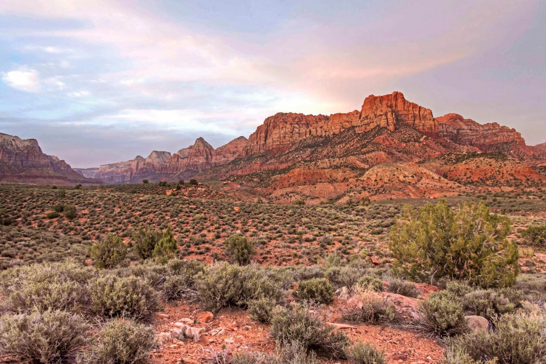 27. Land for Sale at Ultimate Zion Overlook 2613 Canyon Point Dr, Lot 3 Springdale, Utah 84767 United States