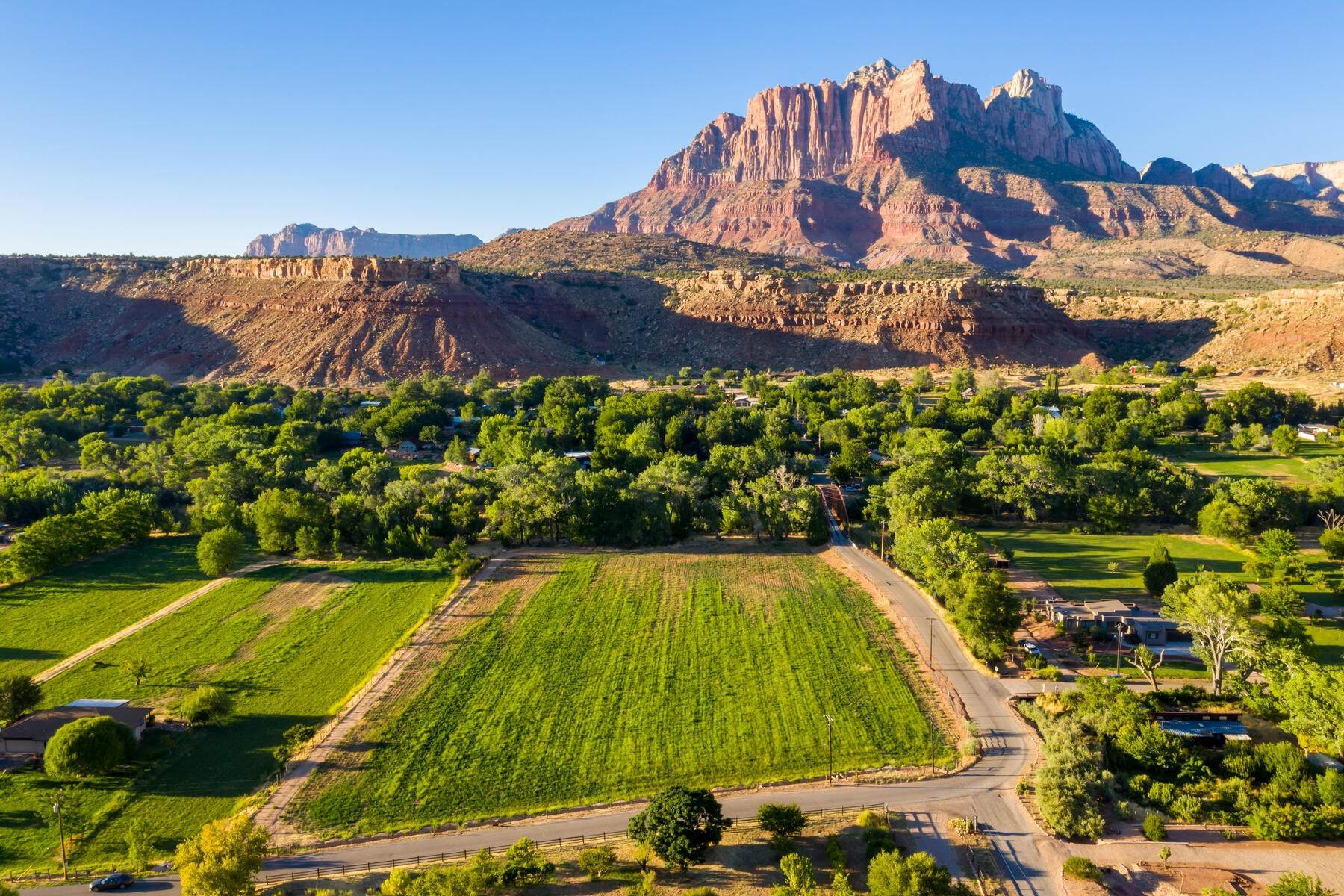 Land for Sale at 5+ Ac Field On The River In Rockville 250 So Bridge Road Rockville, Utah 84763 United States