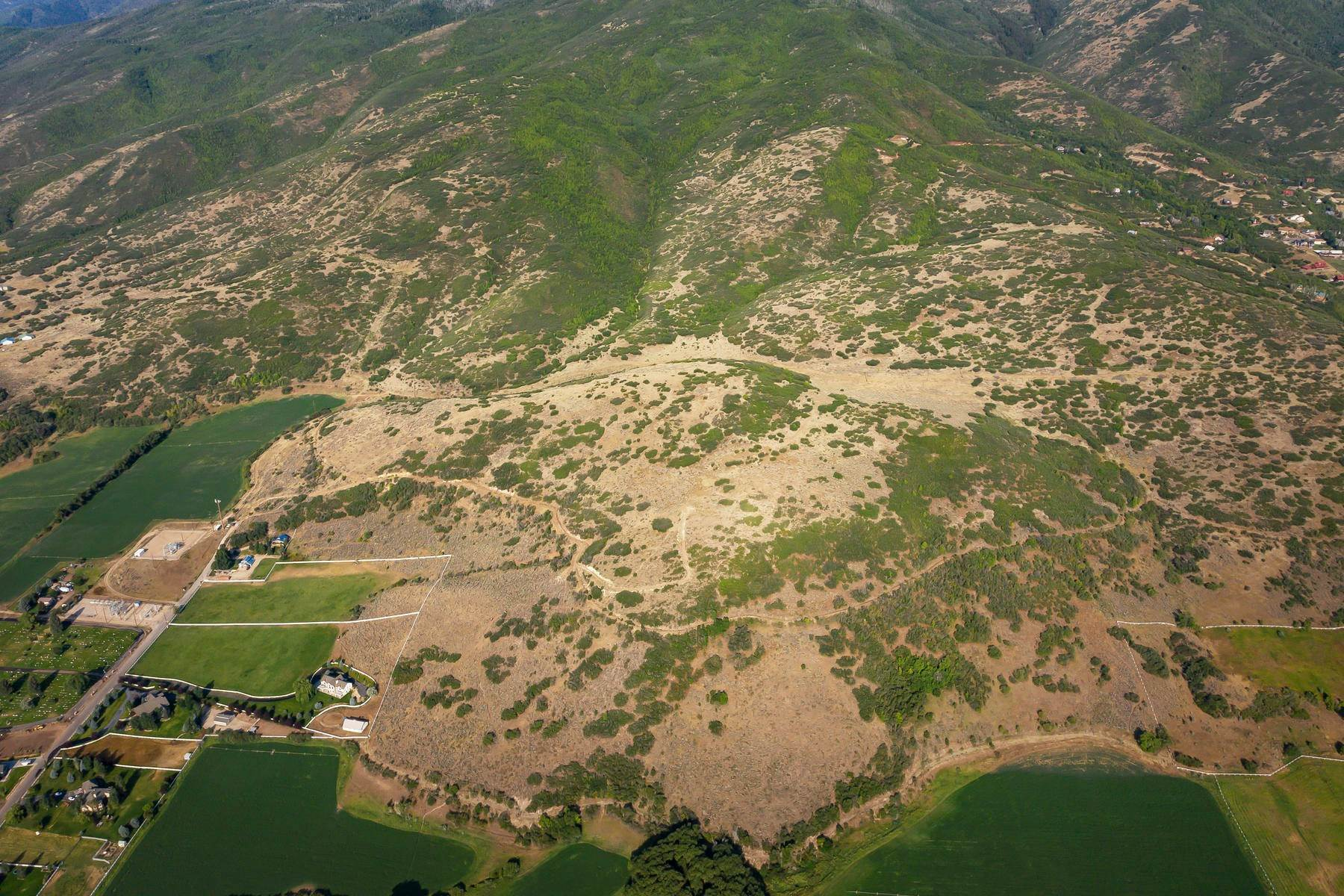 34. Land for Sale at 67 Acres in Midway with Huge Views of the Heber Valley 800 W 500 S Midway, Utah 84049 United States