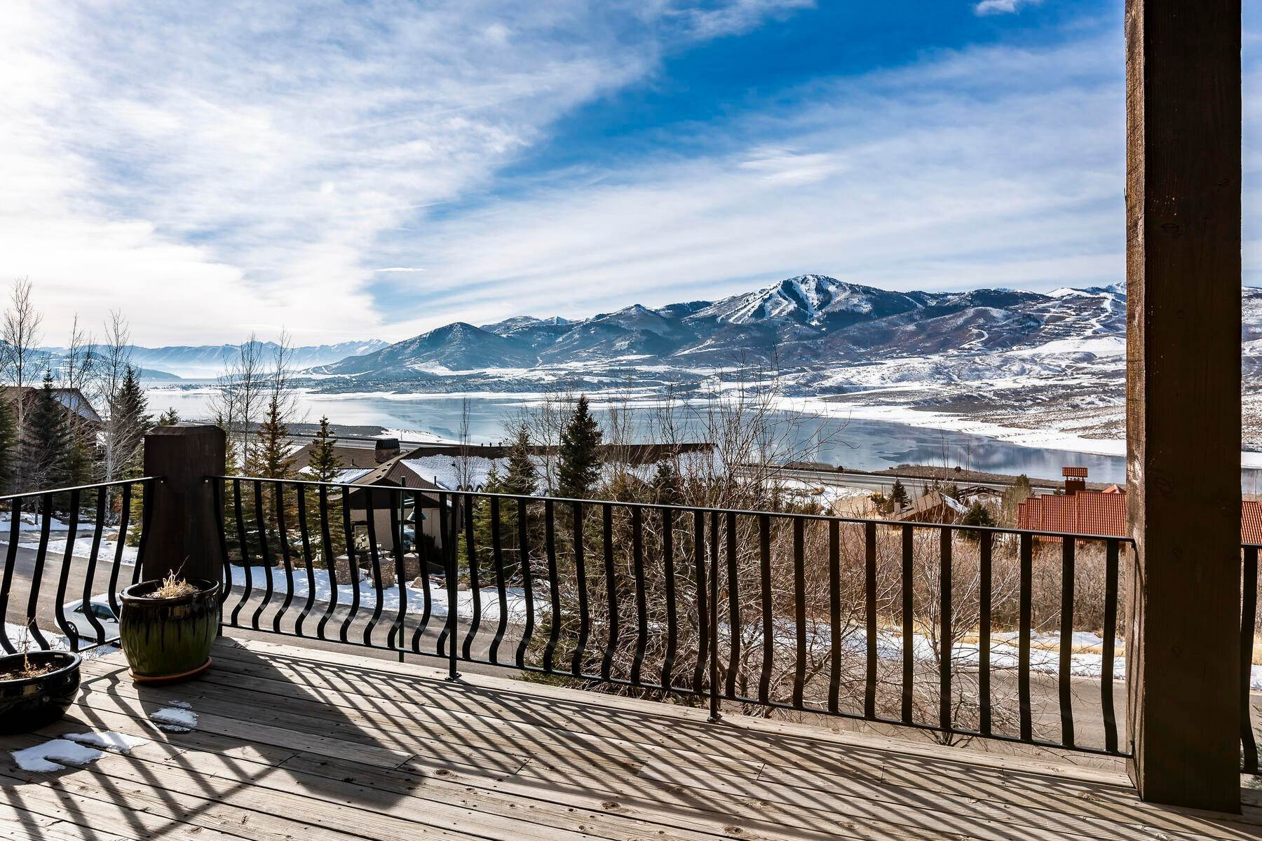 Single Family Homes for Sale at Unobstructed Deer Valley and Jordanelle Reservoir Views in Deer Mountain 12084 N Sage Hollow Circle Heber, Utah 84032 United States