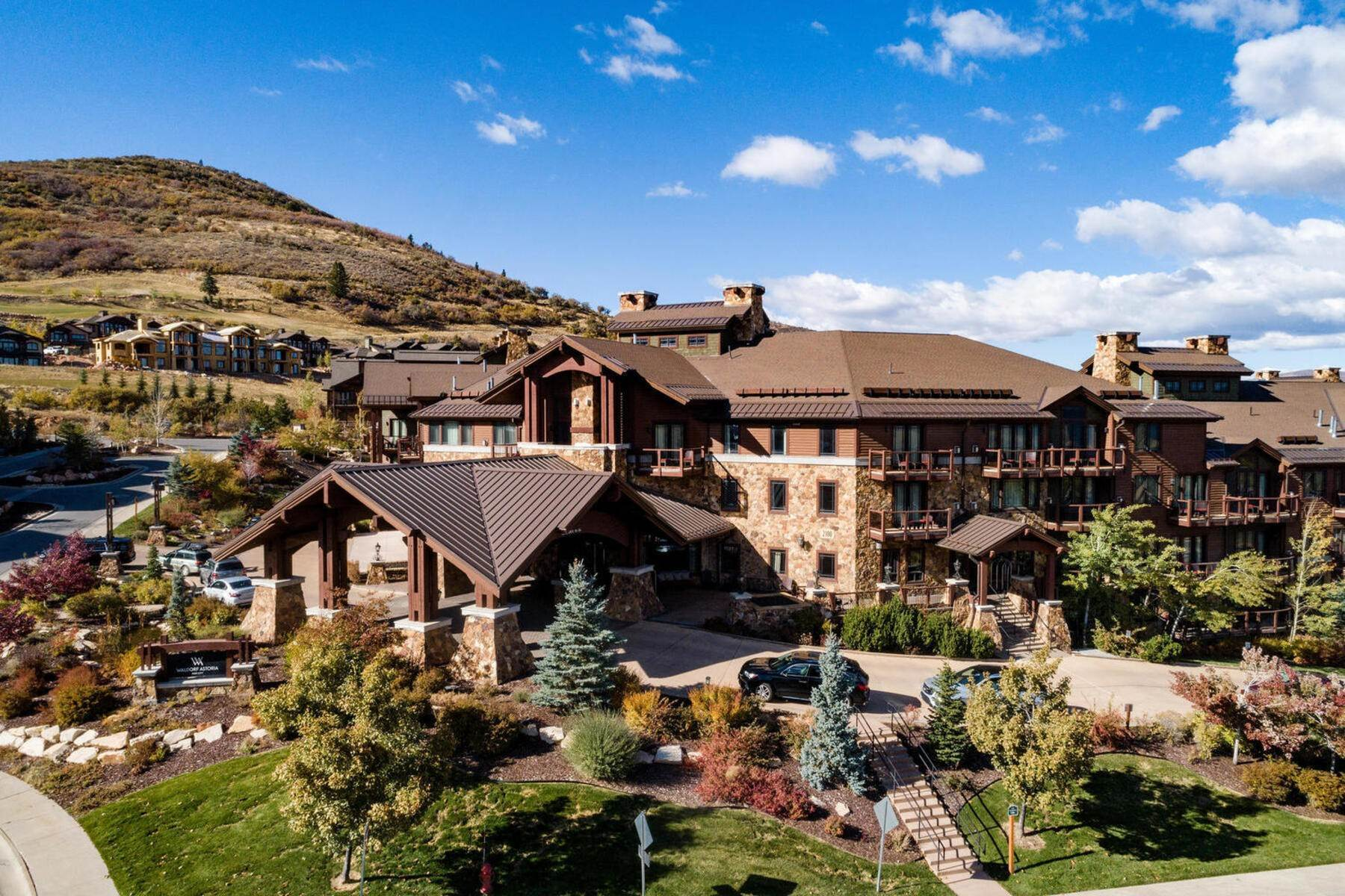 33. Condominiums for Sale at Only 4-Bedroom Available at Waldorf Astoria, Top Floor, Penthouse Unit 2100 W Frostwood Blvd, #7117 Park City, Utah 84098 United States