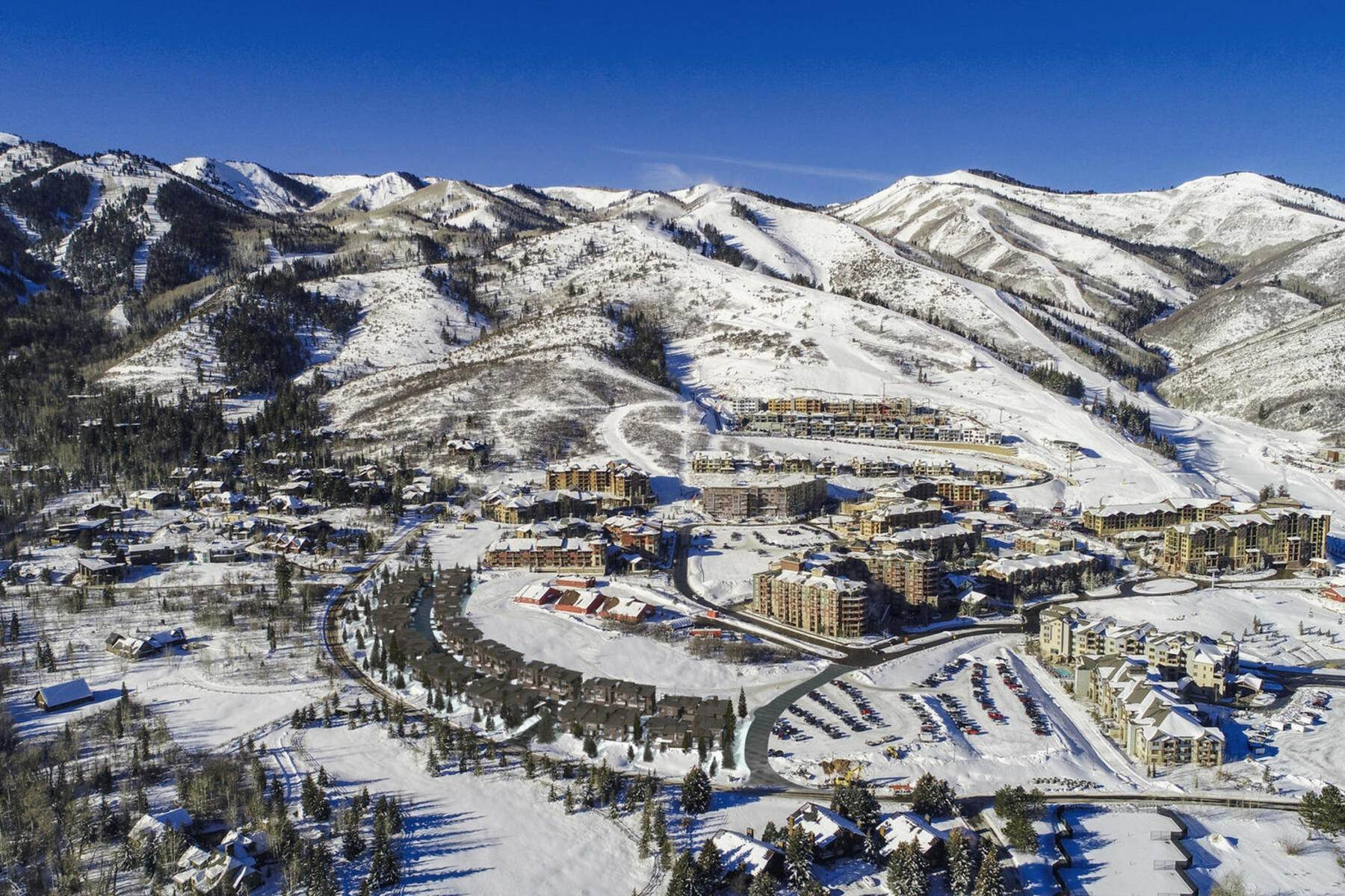 12. townhouses for Sale at Ski-In Townhomes in Canyons Village 3532 Ridgeline Drive Park City, Utah 84098 United States