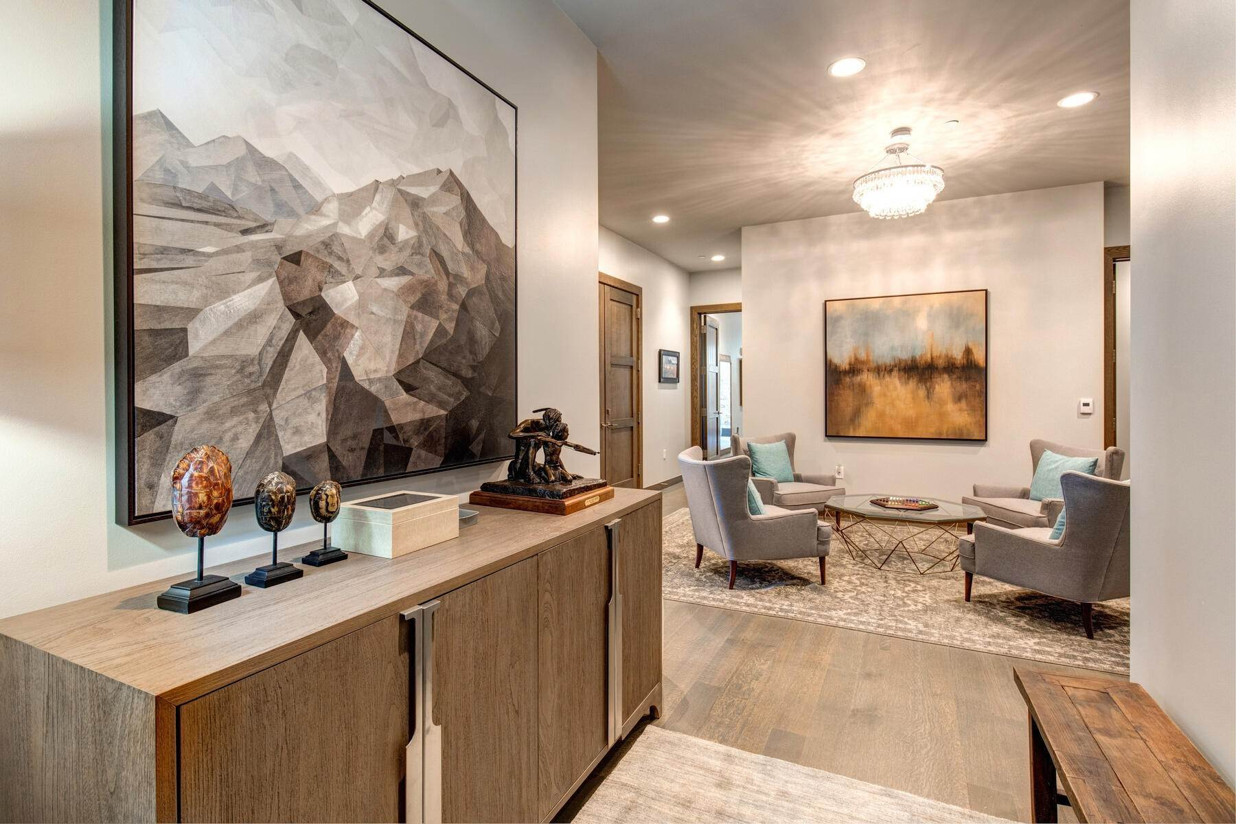 27. Condominiums for Sale at Ski-In Ski-Out Alpine Luxury Living at Stein Eriksen Residences 6702 Stein Circle #131 Park City, Utah 84060 United States