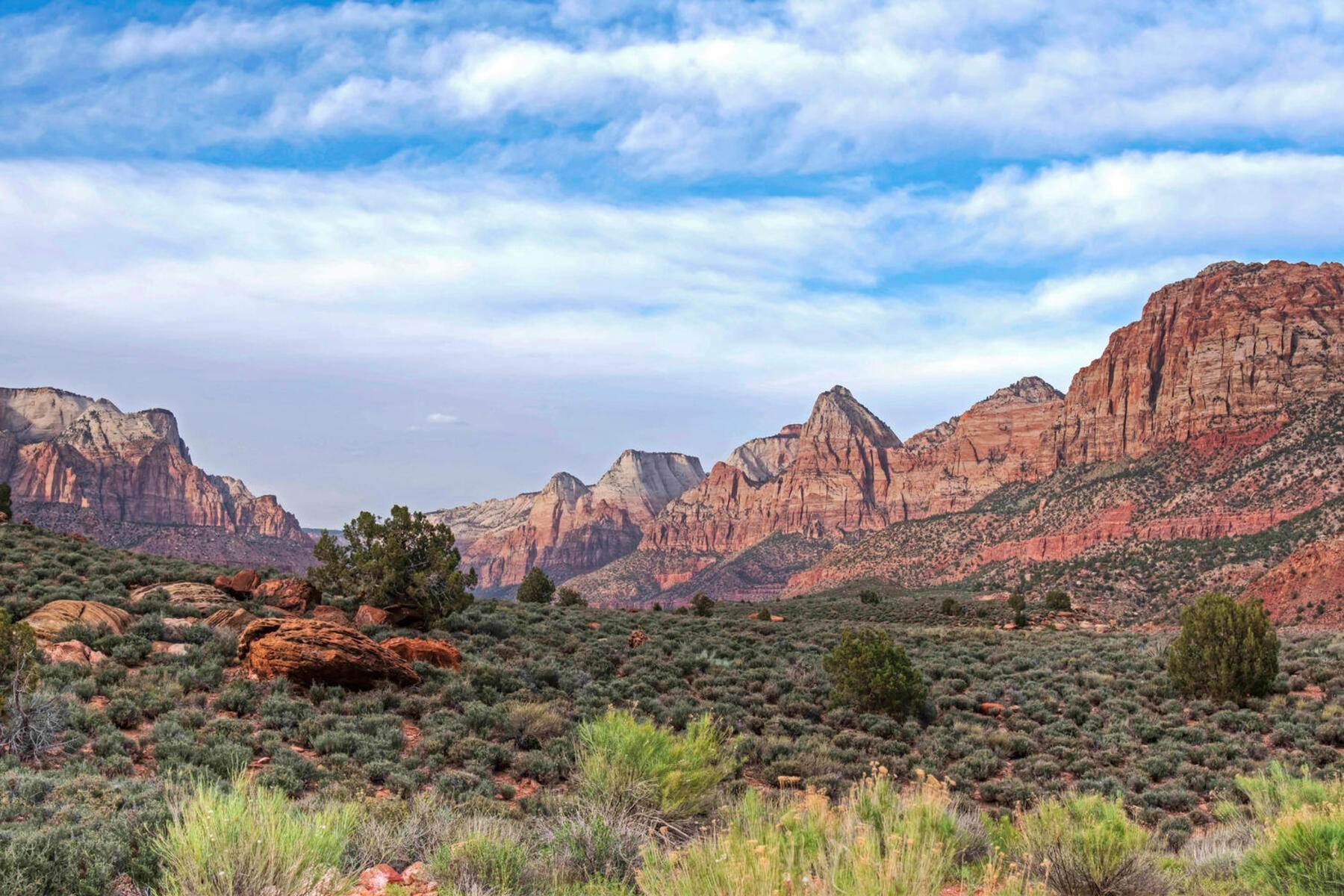6. Land for Sale at Ultimate Zion Overlook 2613 Canyon Point Dr, Lot 3 Springdale, Utah 84767 United States