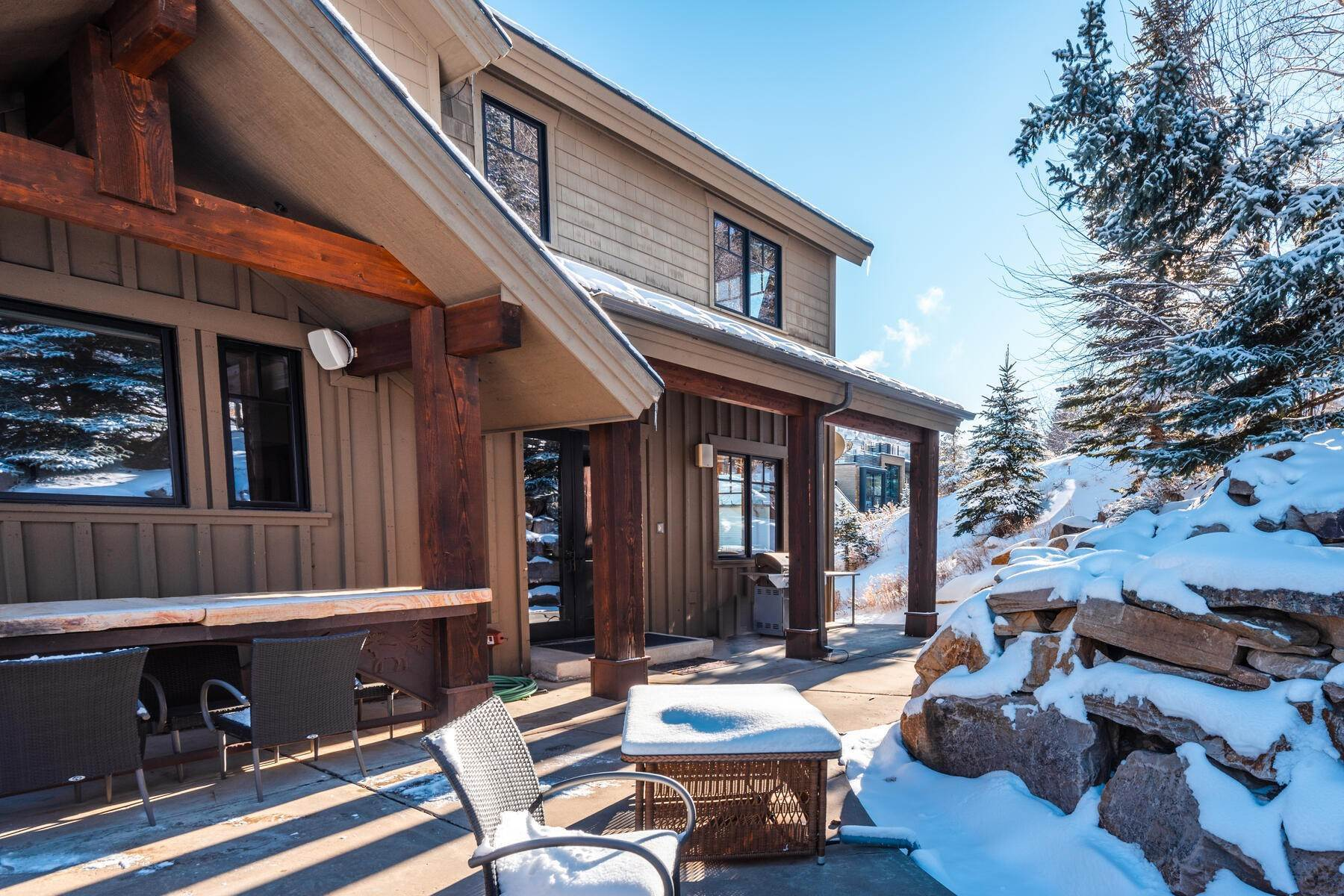 "38. Single Family Homes for Sale at ""The Woodside Estate."" Old Town, Park City's Ultimate True Ski-In Residence. 561 Woodside Avenue Park City, Utah 84060 United States"