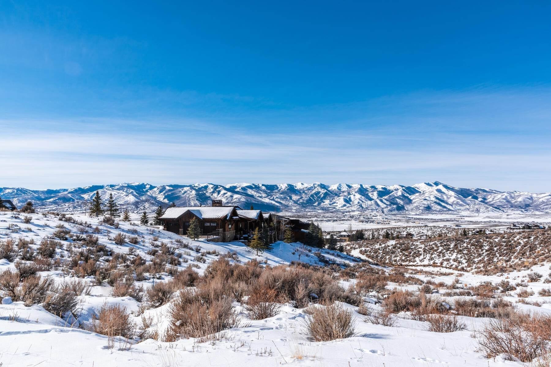 Property for Sale at Ski Resort Views And Great Location In Promontory 3102 Blue Sage Trl Park City, Utah 84098 United States