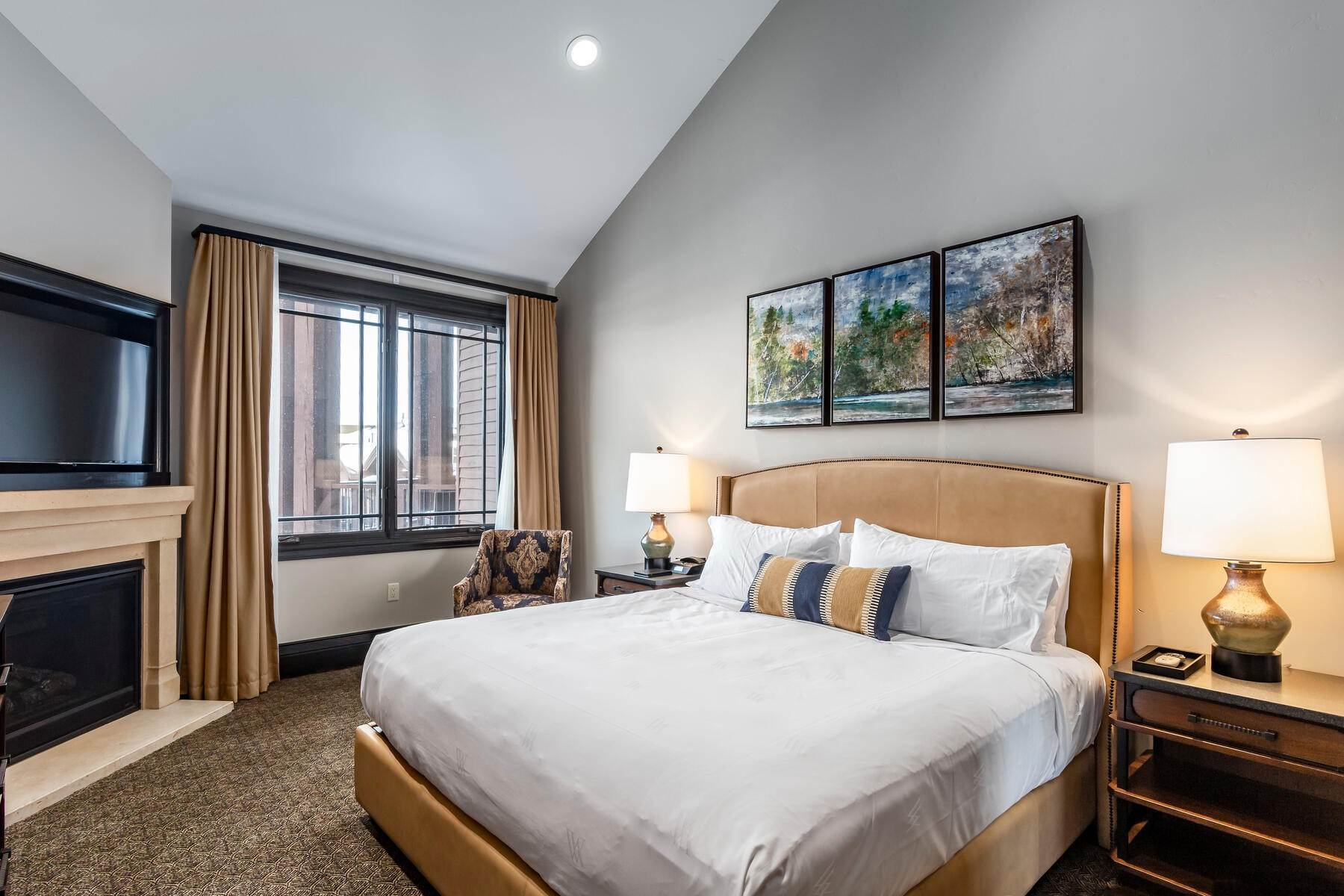 10. Condominiums for Sale at Only 4-Bedroom Available at Waldorf Astoria, Top Floor, Penthouse Unit 2100 W Frostwood Blvd, #7117 Park City, Utah 84098 United States