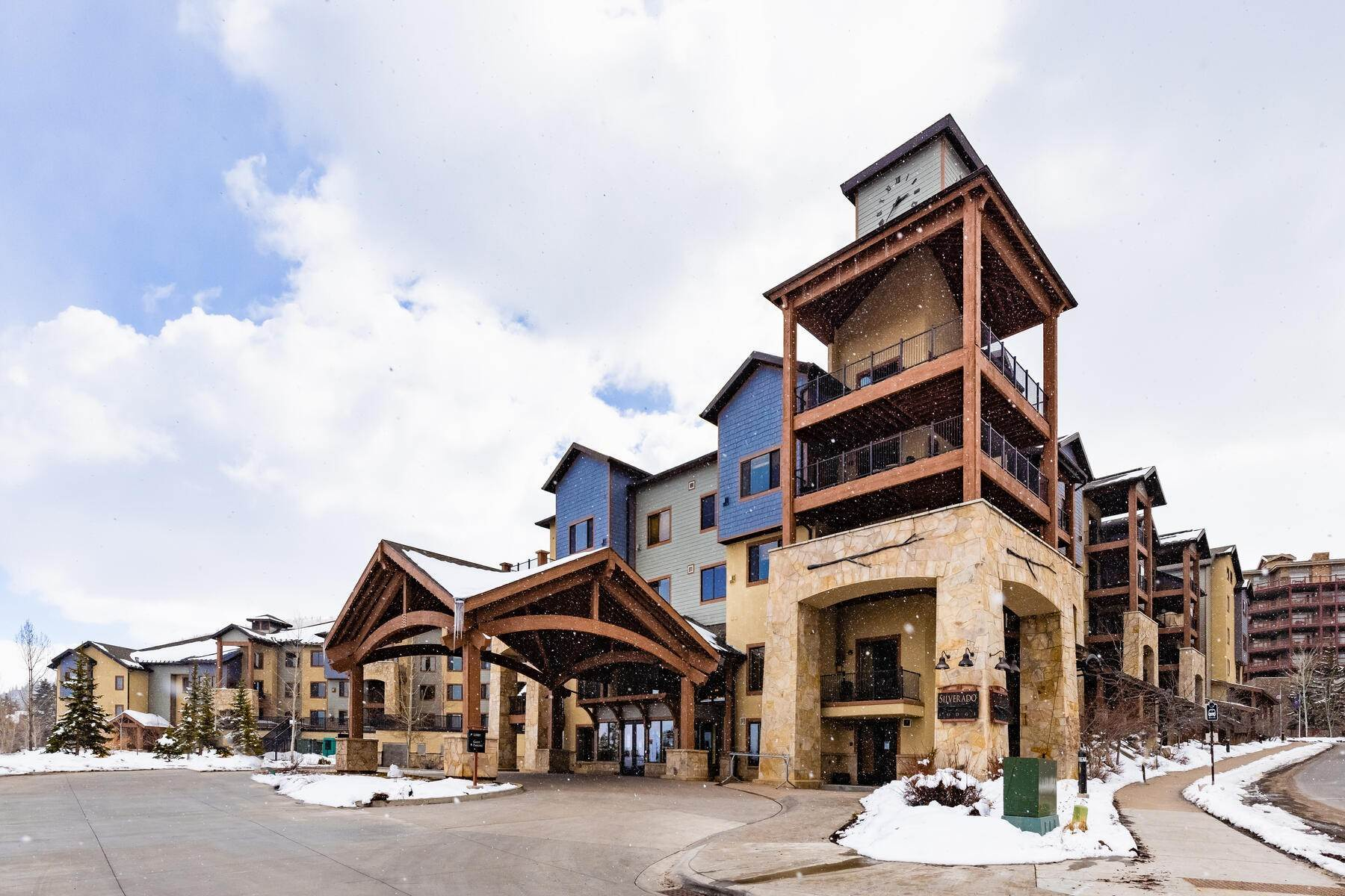 Condominiums for Sale at Remodeled Silverado 1BR Lock Off 2669 Canyons Resort Dr, 306 A/B Park City, Utah 84098 United States