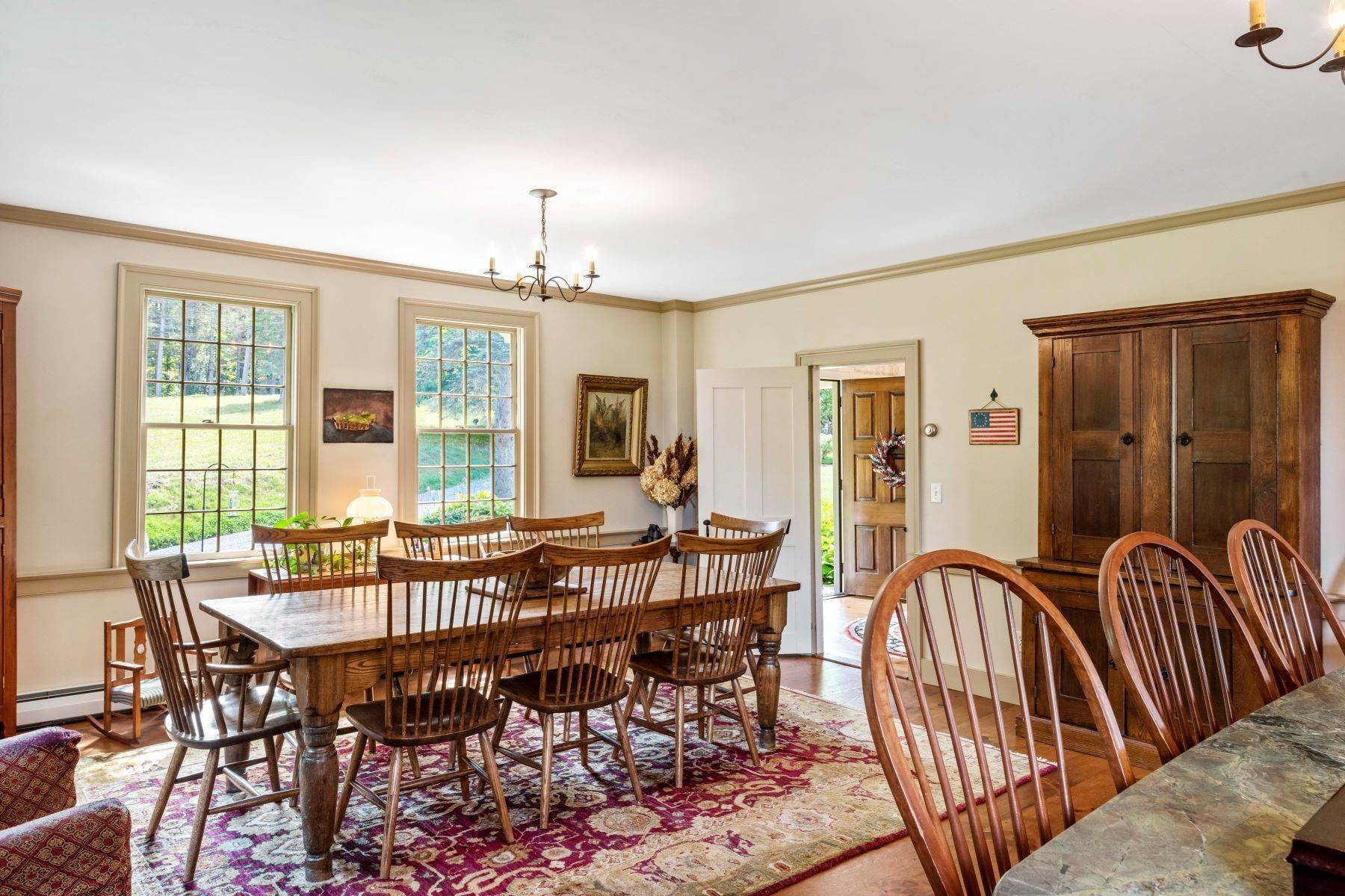 10. Single Family Homes for Sale at Spectacular Country Estate 28 Loomis Road Lebanon, New Hampshire 03766 United States