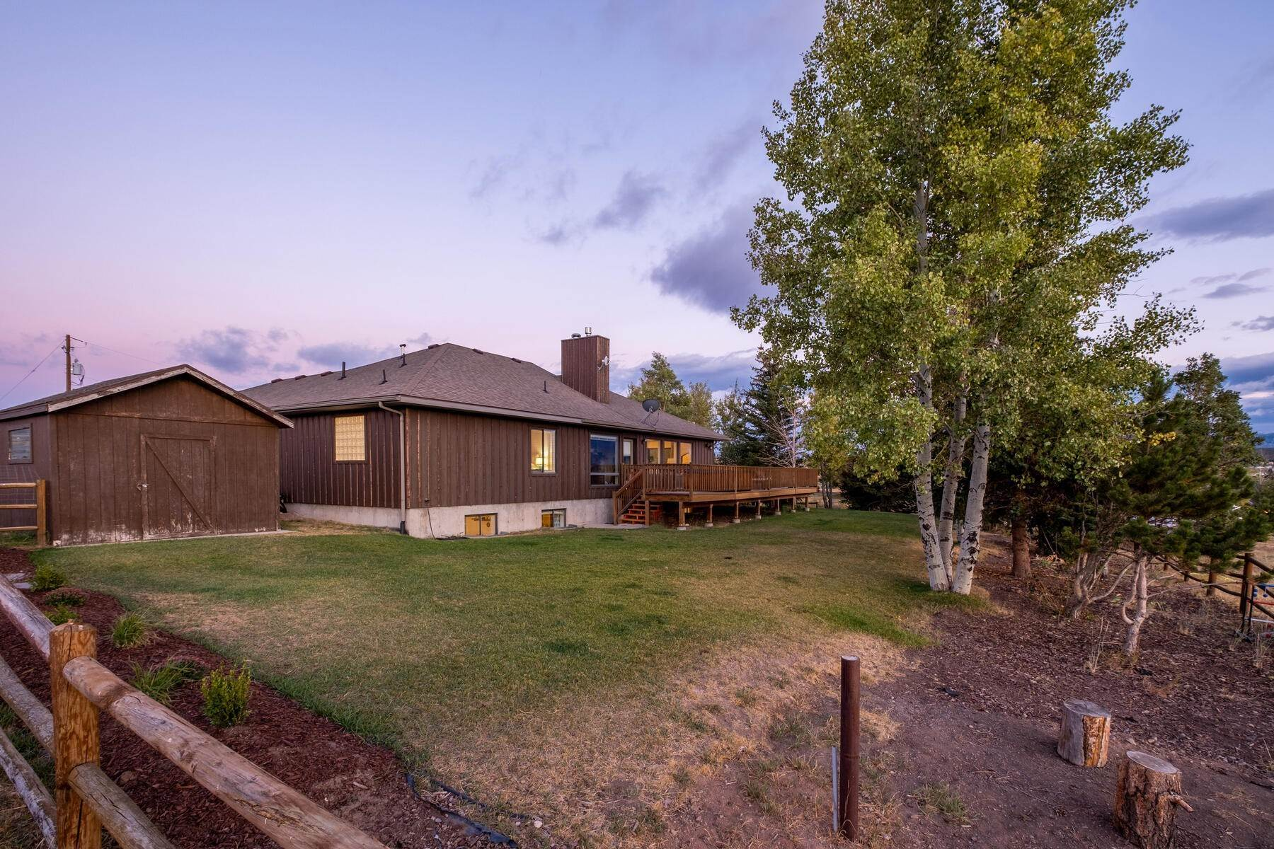 24. Single Family Homes for Sale at Space, Privacy and Views in Silver Creek 959 E Echo Lane Park City, Utah 84098 United States
