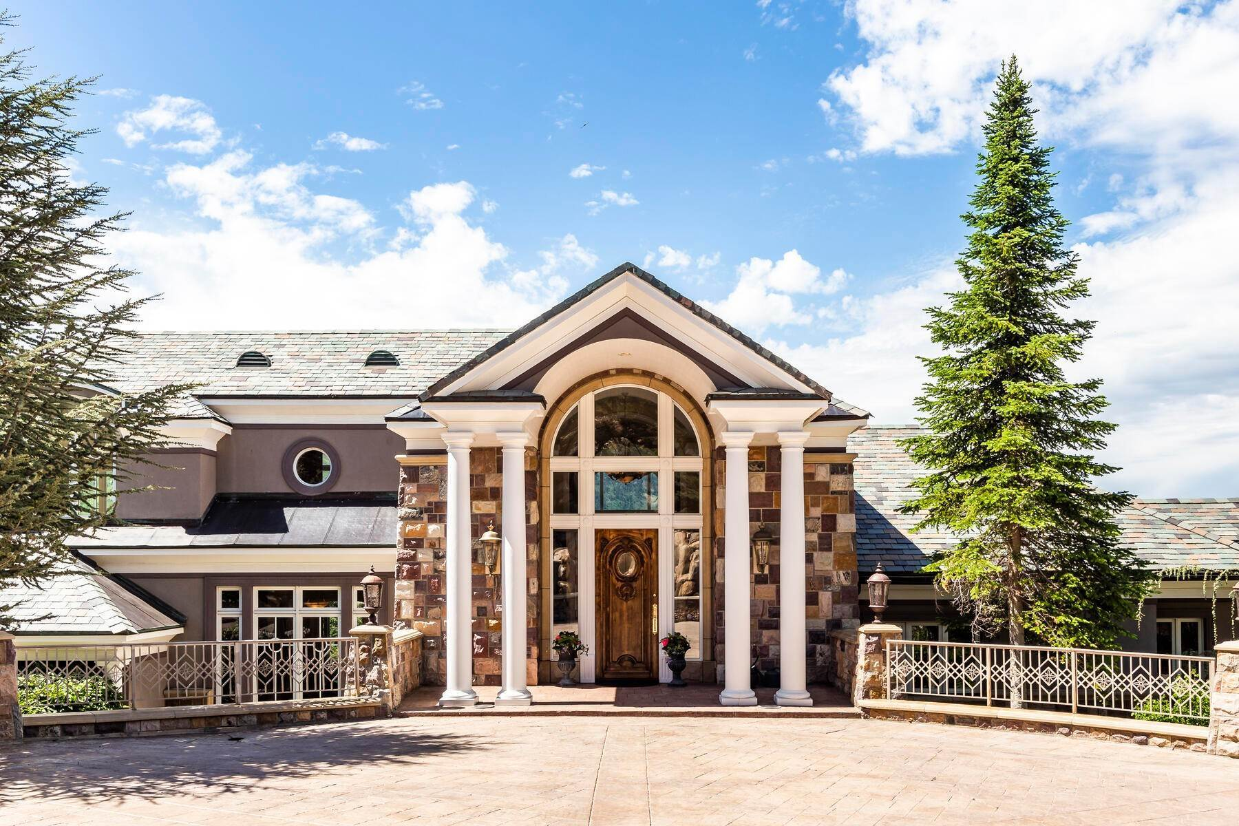 Property for Sale at Elegant Home With Breathtaking Views 5678 Twin Creek Rd Salt Lake City, Utah 84108 United States