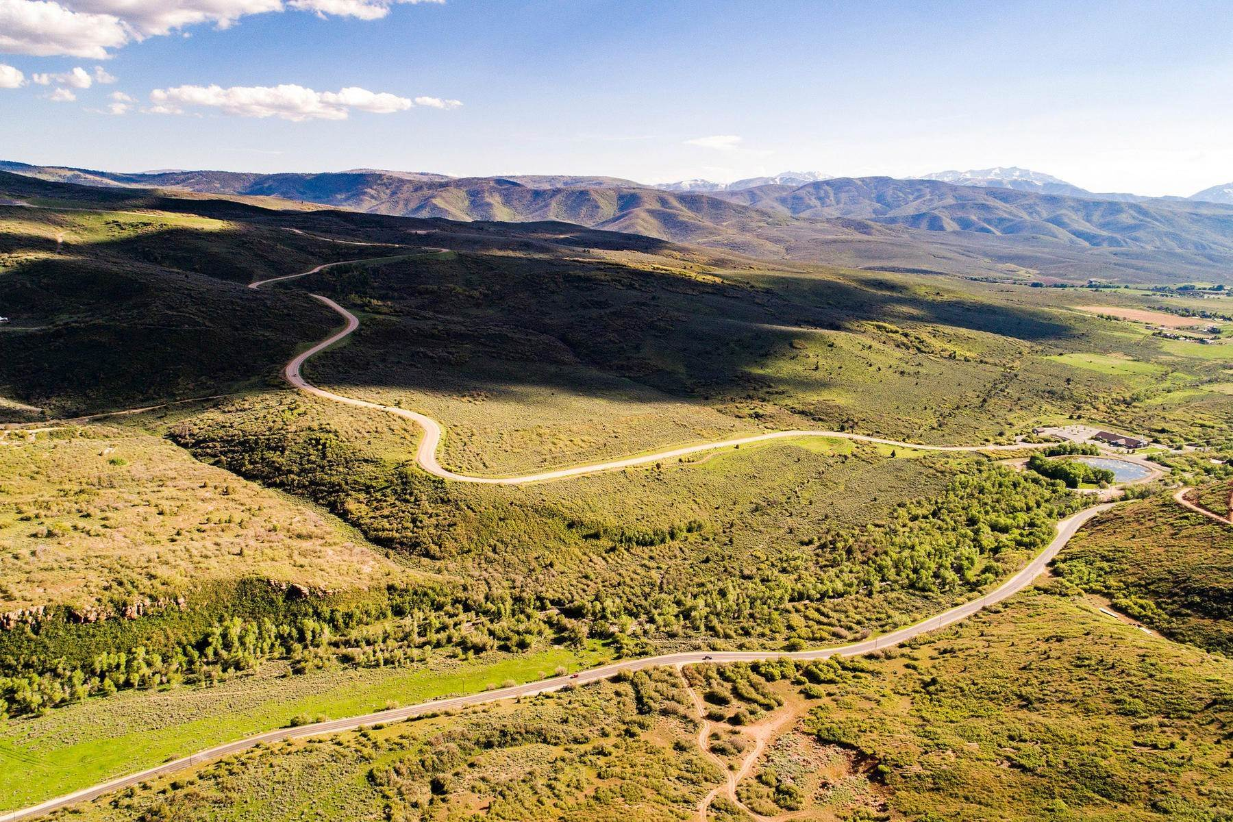 30. Land for Sale at Stunning Views of Mount Timpanogos from Over 406 Acres in Heber Valley Lake Creek Road Heber, Utah 84032 United States