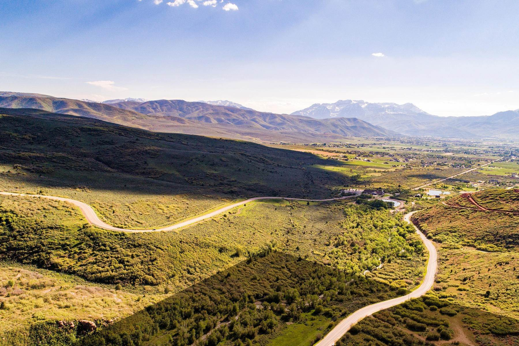 35. Land for Sale at Stunning Views of Mount Timpanogos from Over 406 Acres in Heber Valley Lake Creek Road Heber, Utah 84032 United States