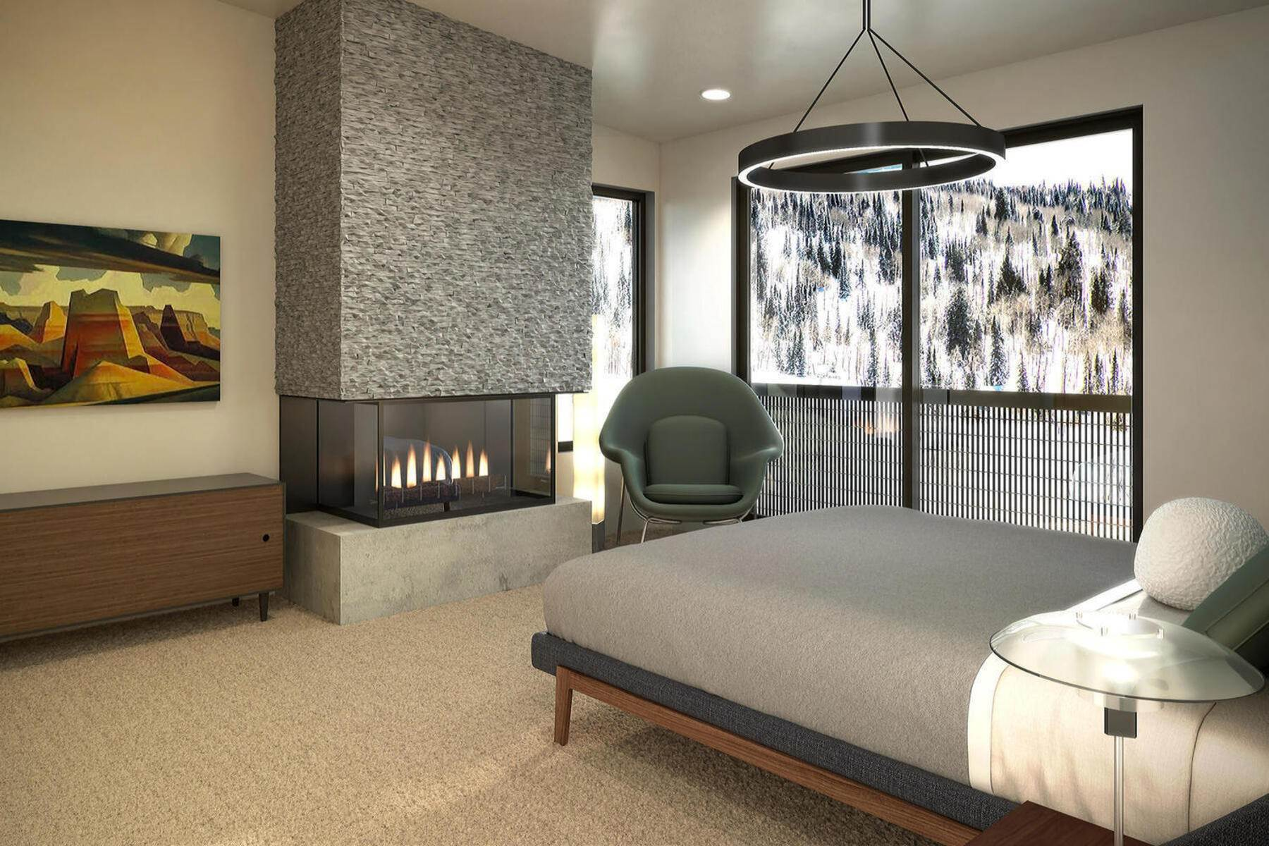 9. townhouses for Sale at Ski-In Townhomes in Canyons Village 3532 Ridgeline Drive Park City, Utah 84098 United States
