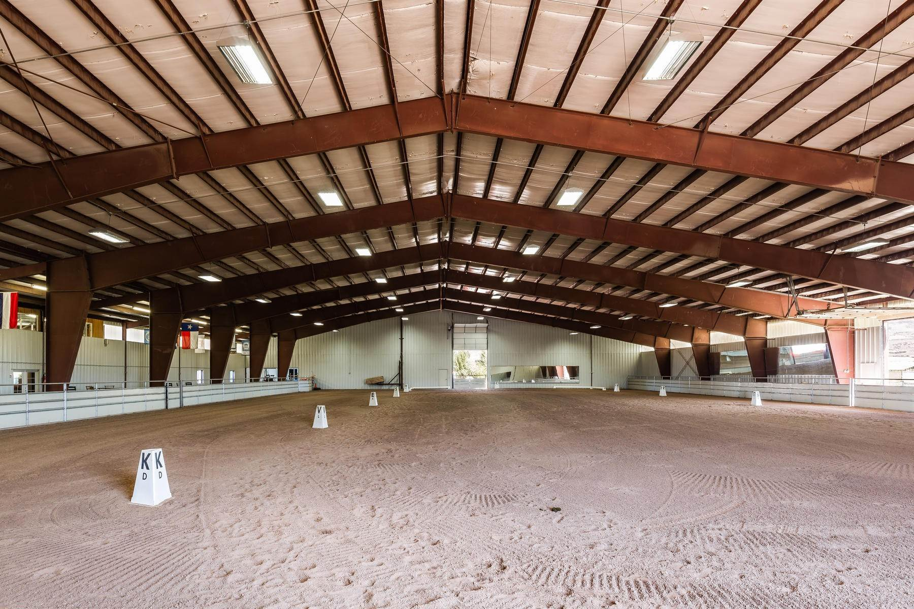 21. Farm and Ranch Properties for Sale at Shamans Circle Ranch—61 Acres with an Indoor Riding Facility in Heber 1336 N 1750 W Heber City, Utah 84032 United States