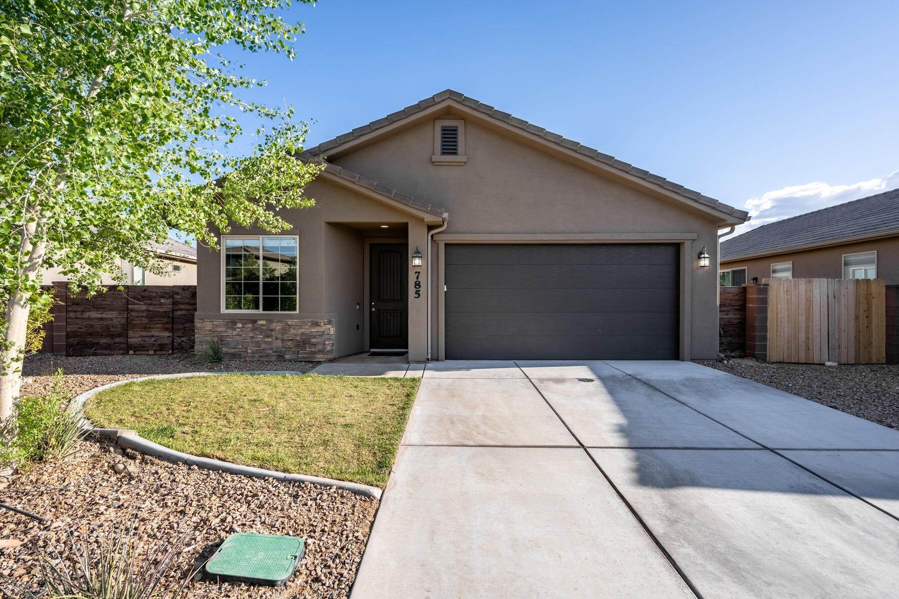 Single Family Homes for Sale at Just Right In So Many Ways 785 West 400 North Hurricane, Utah 84737 United States