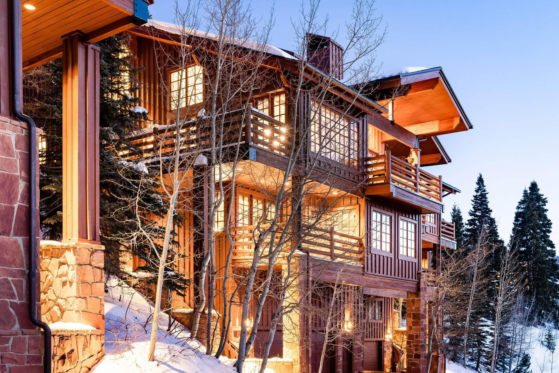 Property for Sale at Prime Ski-In/Ski-Out Location in the Heart of Deer Valley Directly Off Ski Run 8200 Royal Street E #42 Park City, Utah 84060 United States