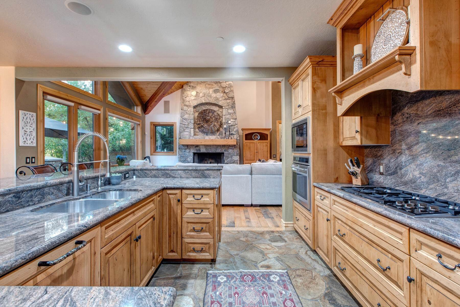 10. Single Family Homes for Sale at Your Private Oasis in the Heart of Park City 2692 Ruminant Road Park City, Utah 84060 United States