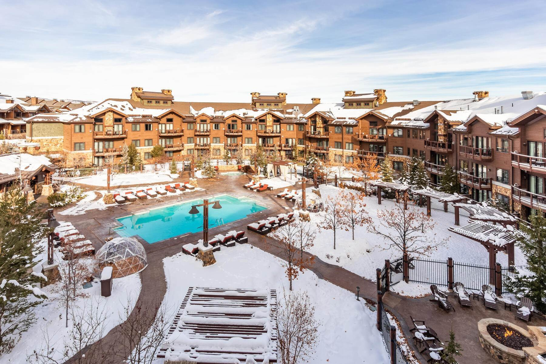 16. Condominiums for Sale at Only 4-Bedroom Available at Waldorf Astoria, Top Floor, Penthouse Unit 2100 W Frostwood Blvd, #7117 Park City, Utah 84098 United States